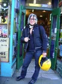 Kate Rosenberger, owner