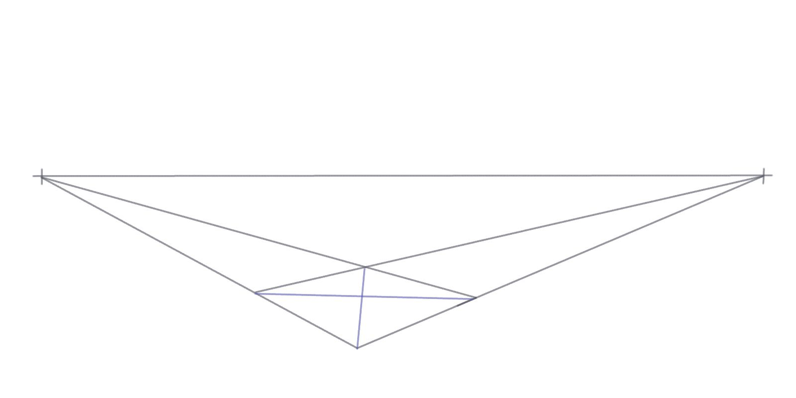Draw A 3d Pyramid In Perspective