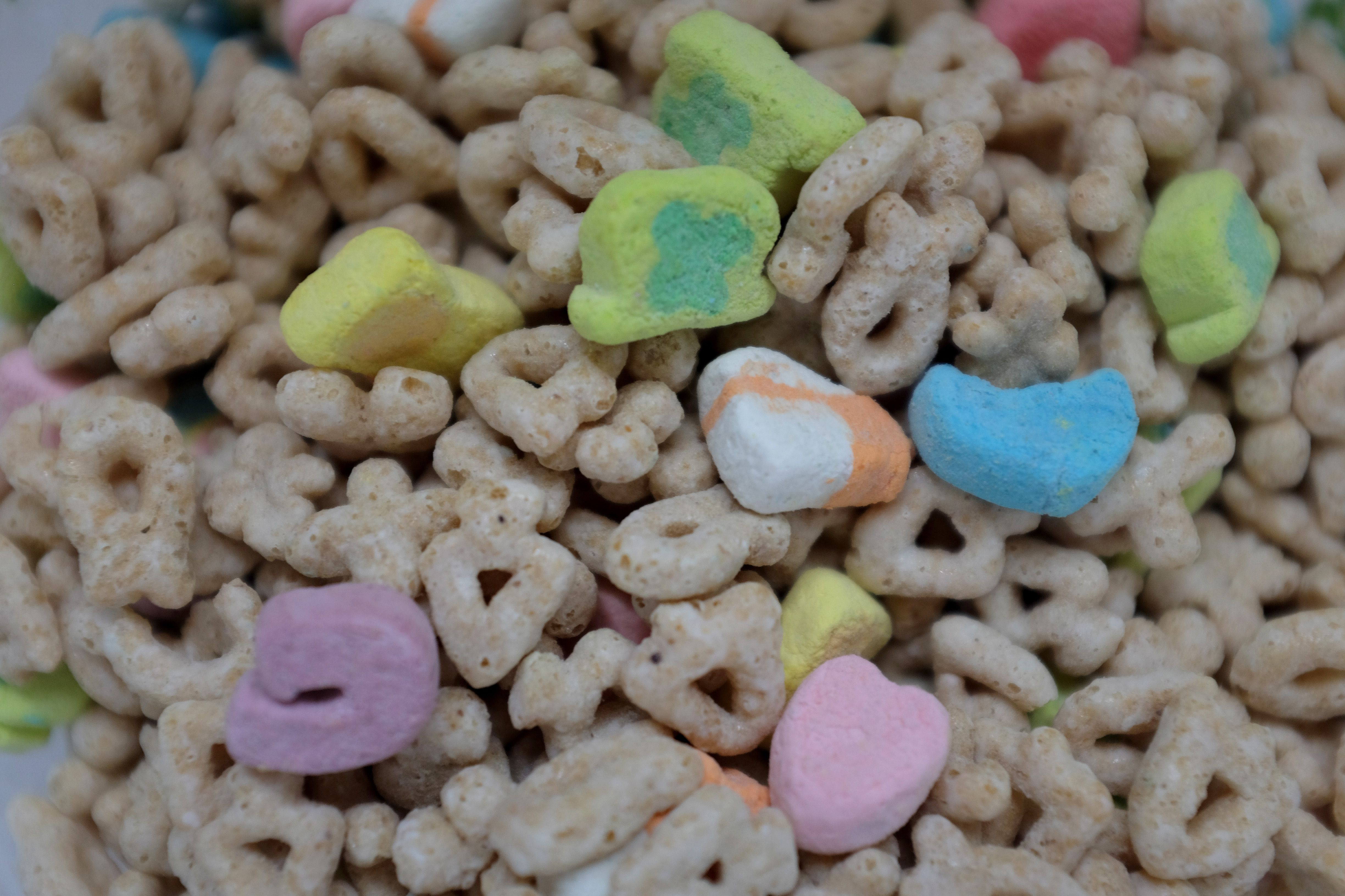 Lucky Charms And Graphing With St Patrick S Day Math