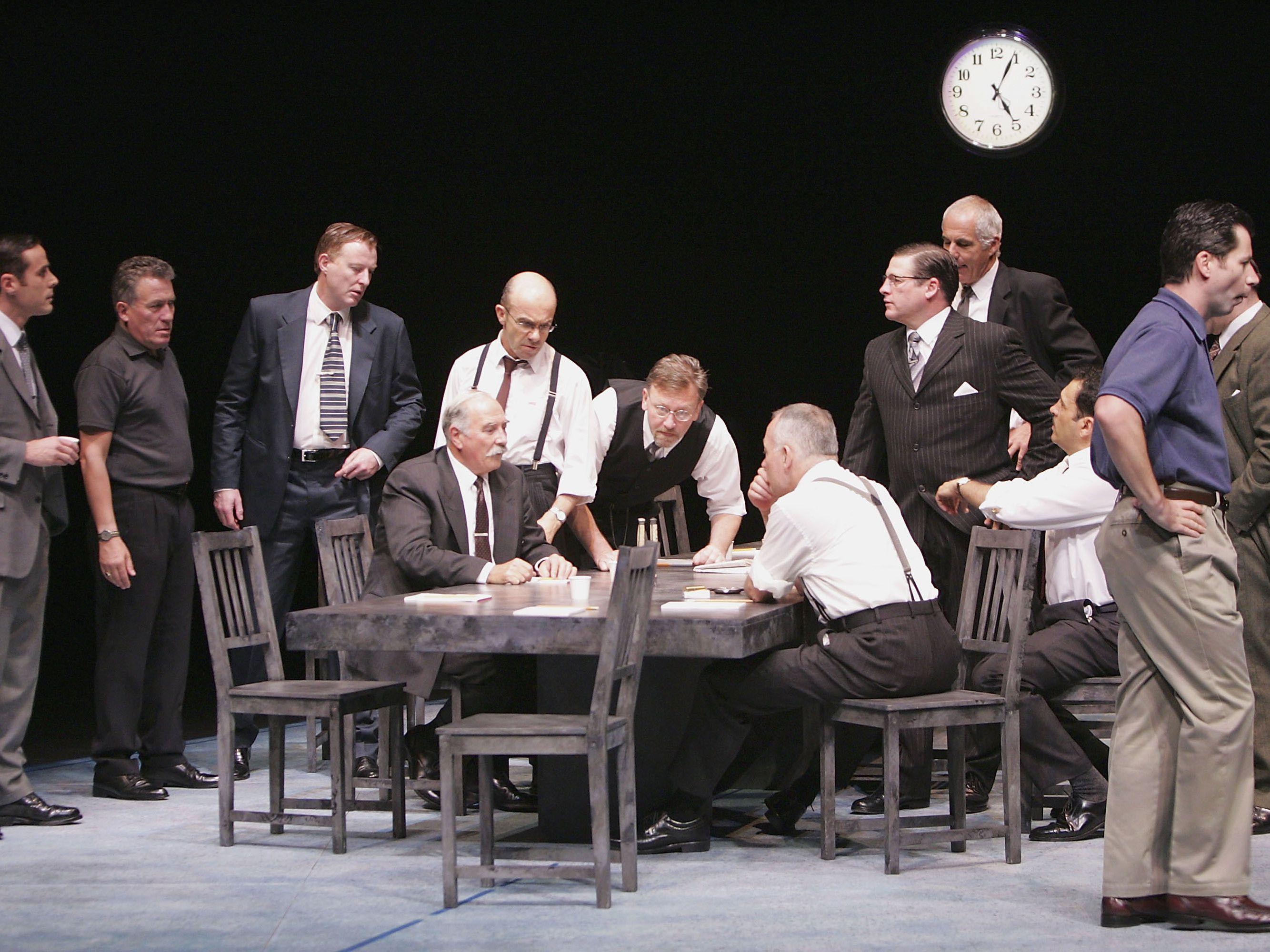 12 Angry Men Script