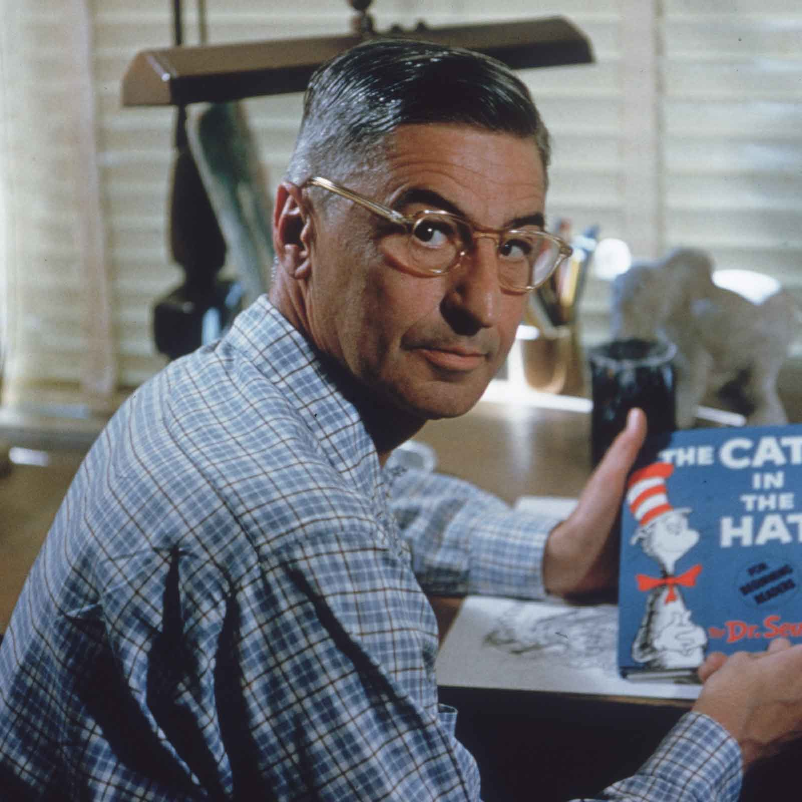 Biography Of Dr Seuss Popular Children S Author