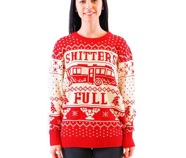 Of The Funniest Ugly Christmas Sweaters Ever Made