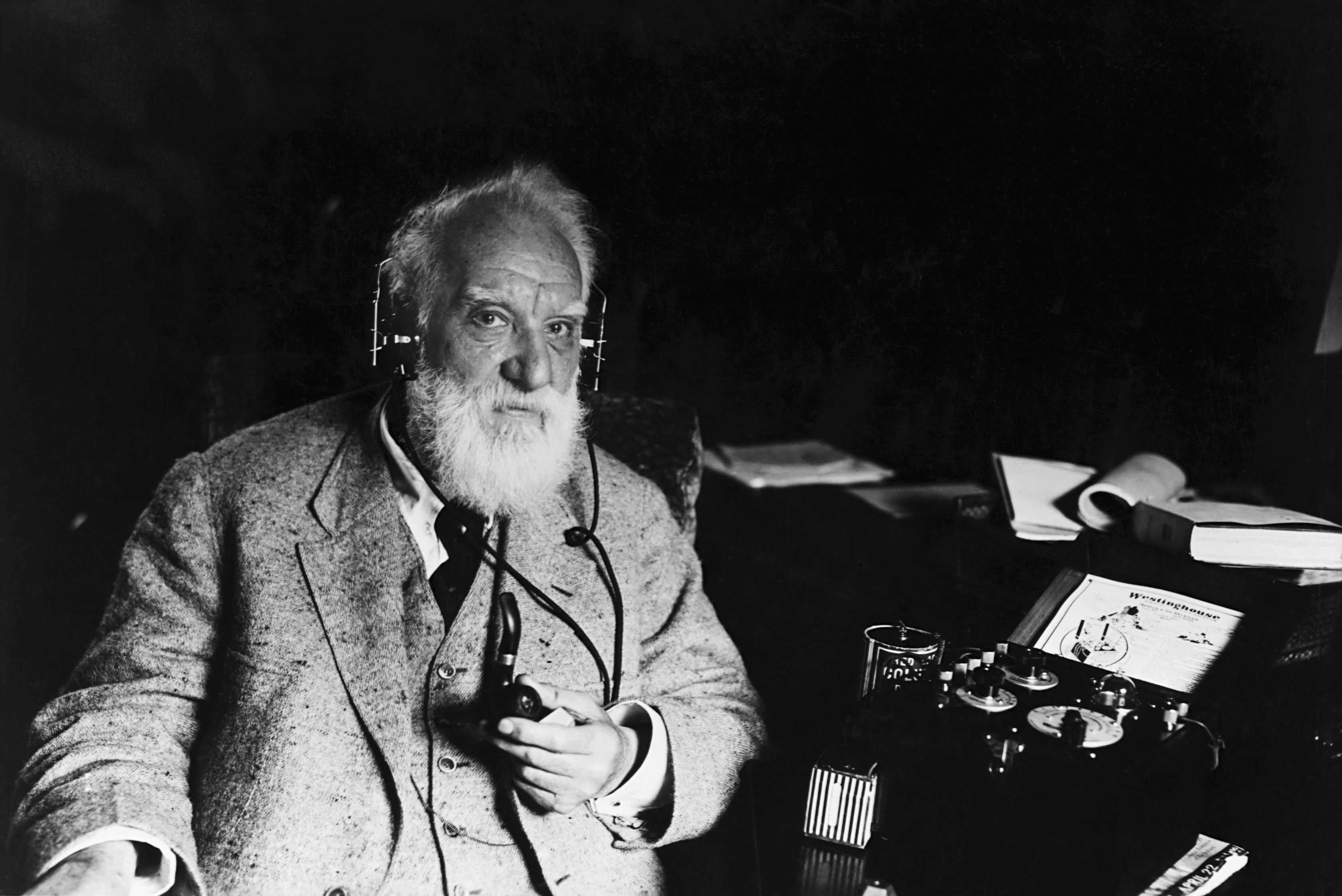 Biography Of Alexander Graham Bell Inventor