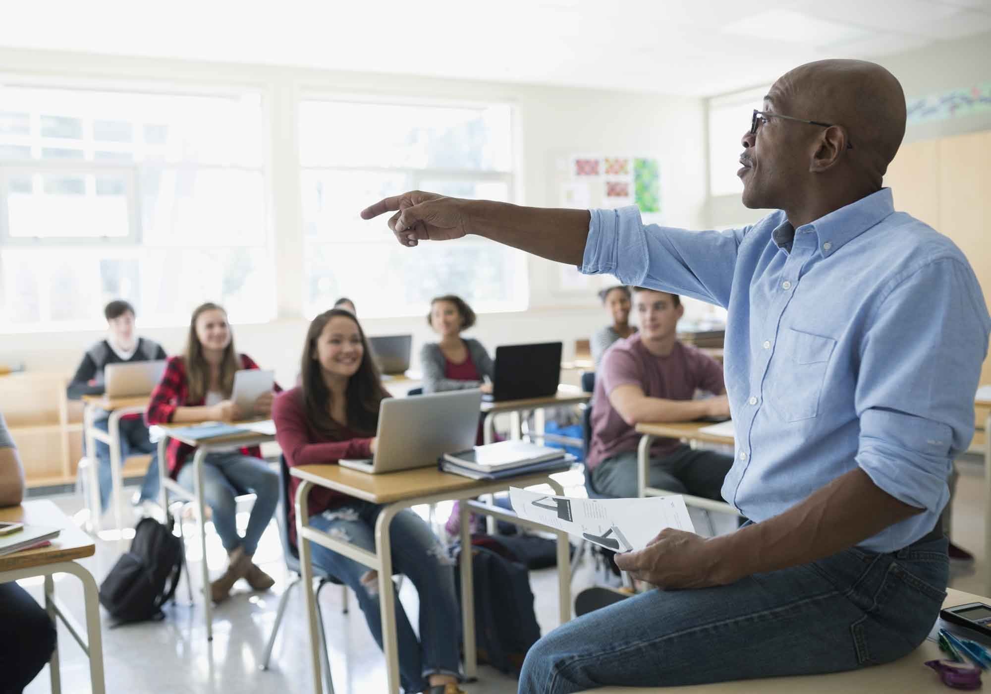 Why Teachers Must Be Good Organizers