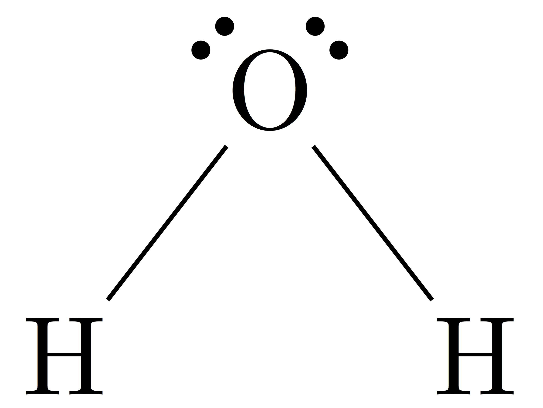 Dot Diagram For Oxygen
