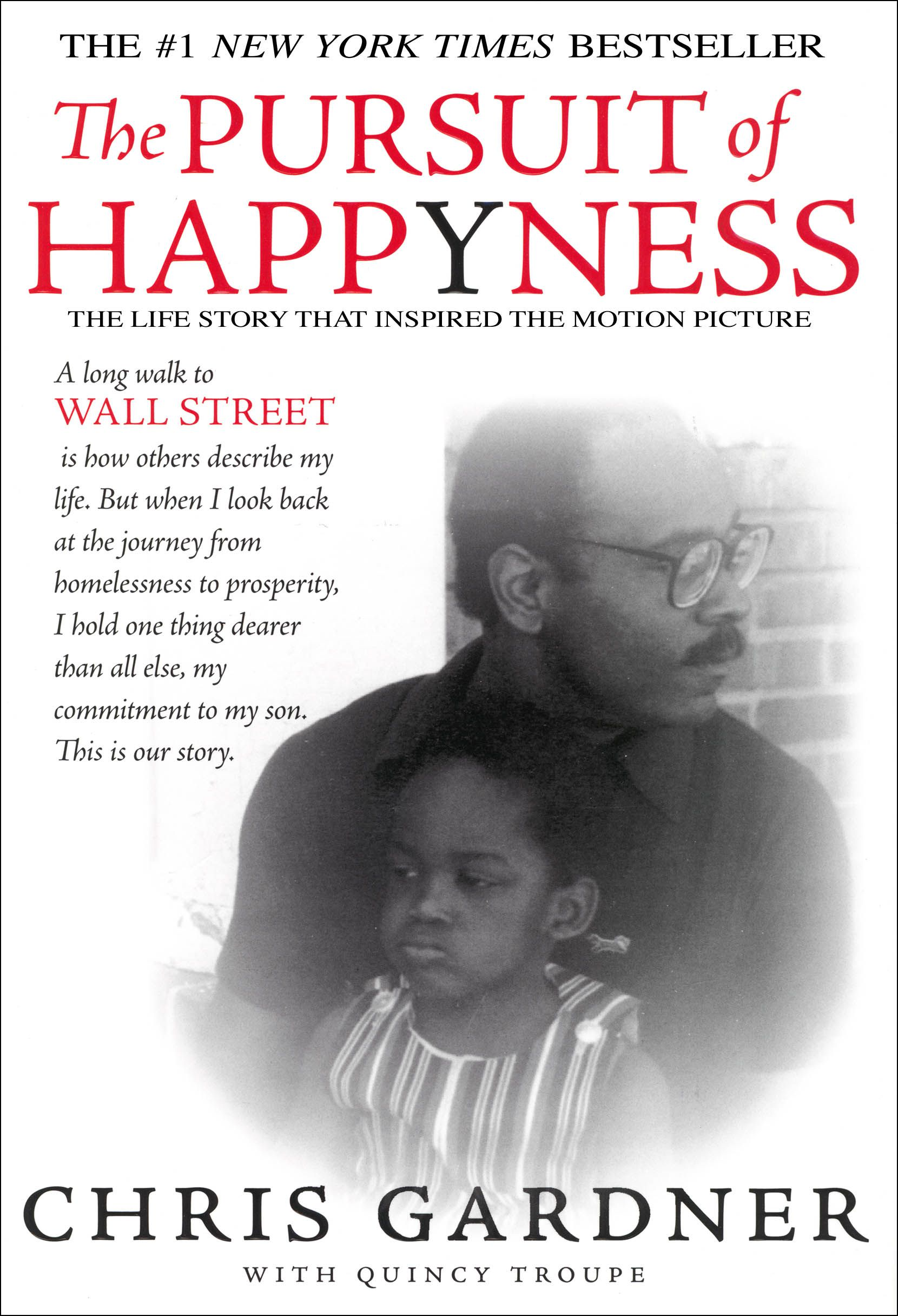 Review Of The Book Pursuit Of Happyness By Chris Gardner