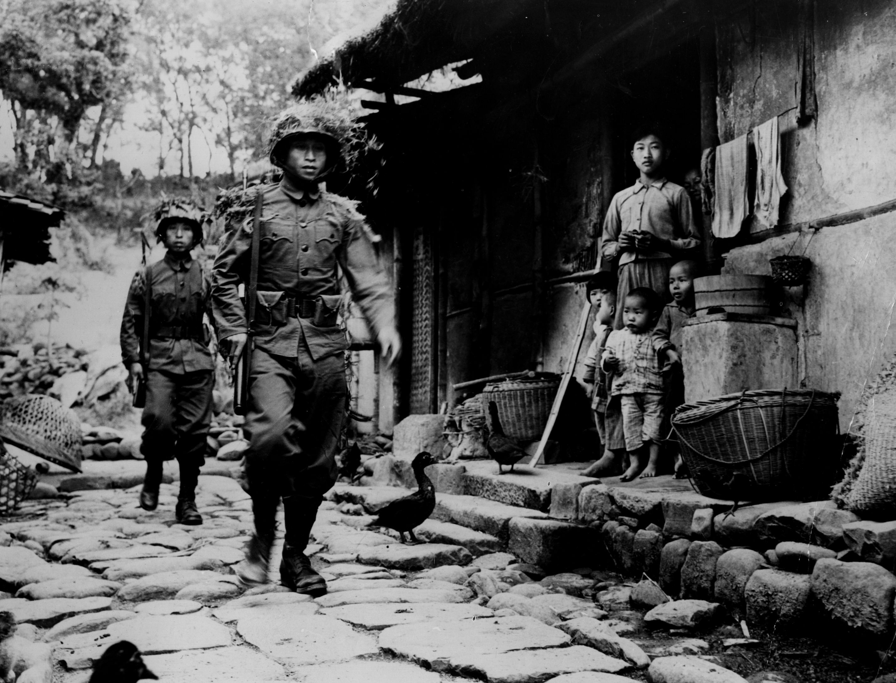World War Ii In Asia July To August
