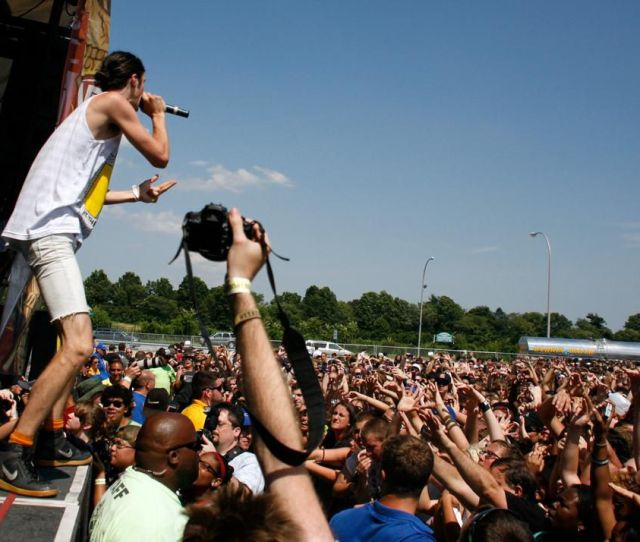 Vans Warped Tour 2009 Uniondale New York