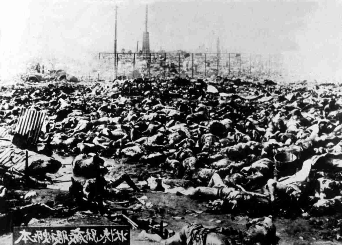 Image result for dead at hiroshima