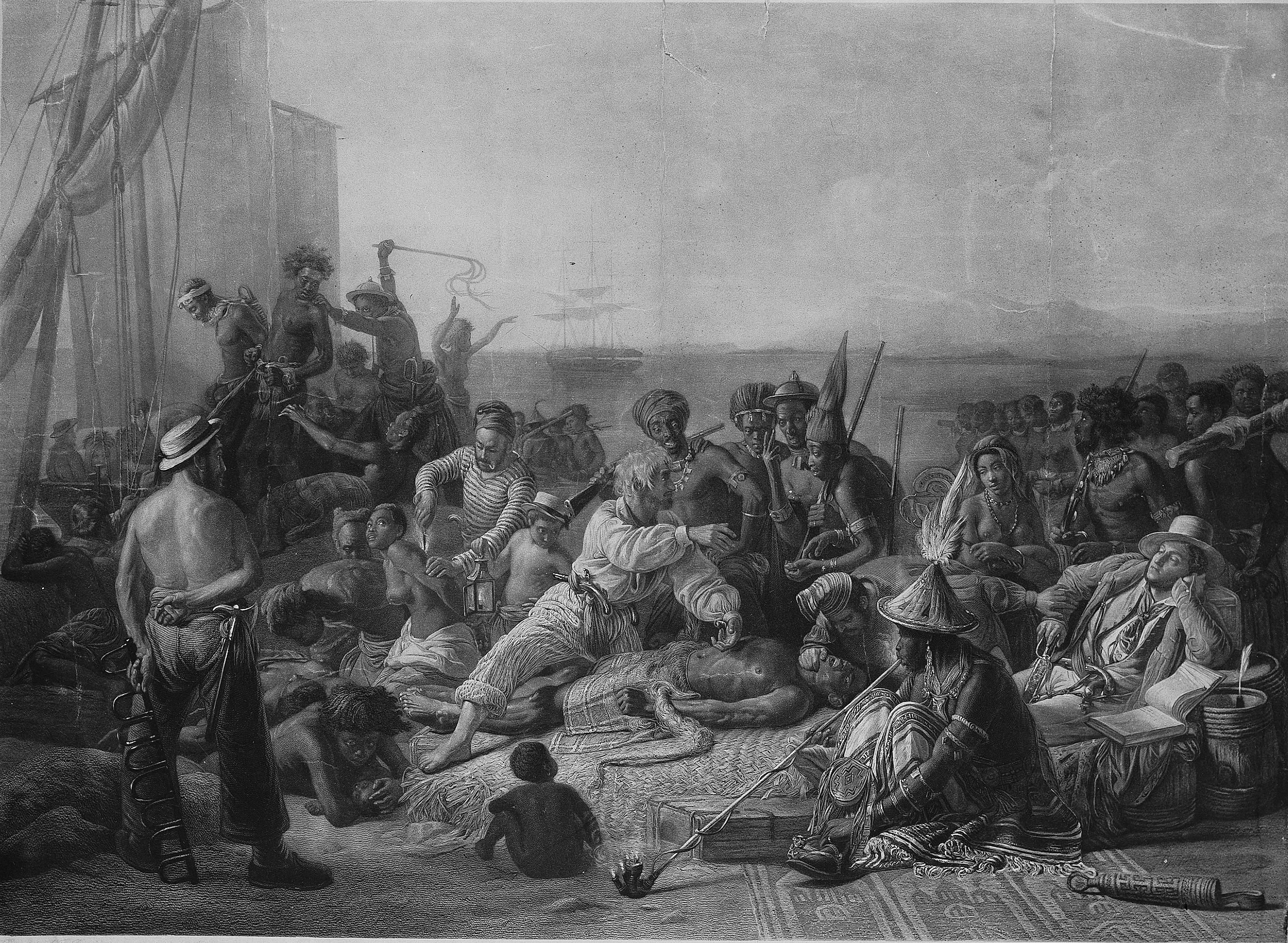 History Of The African Slave Trade