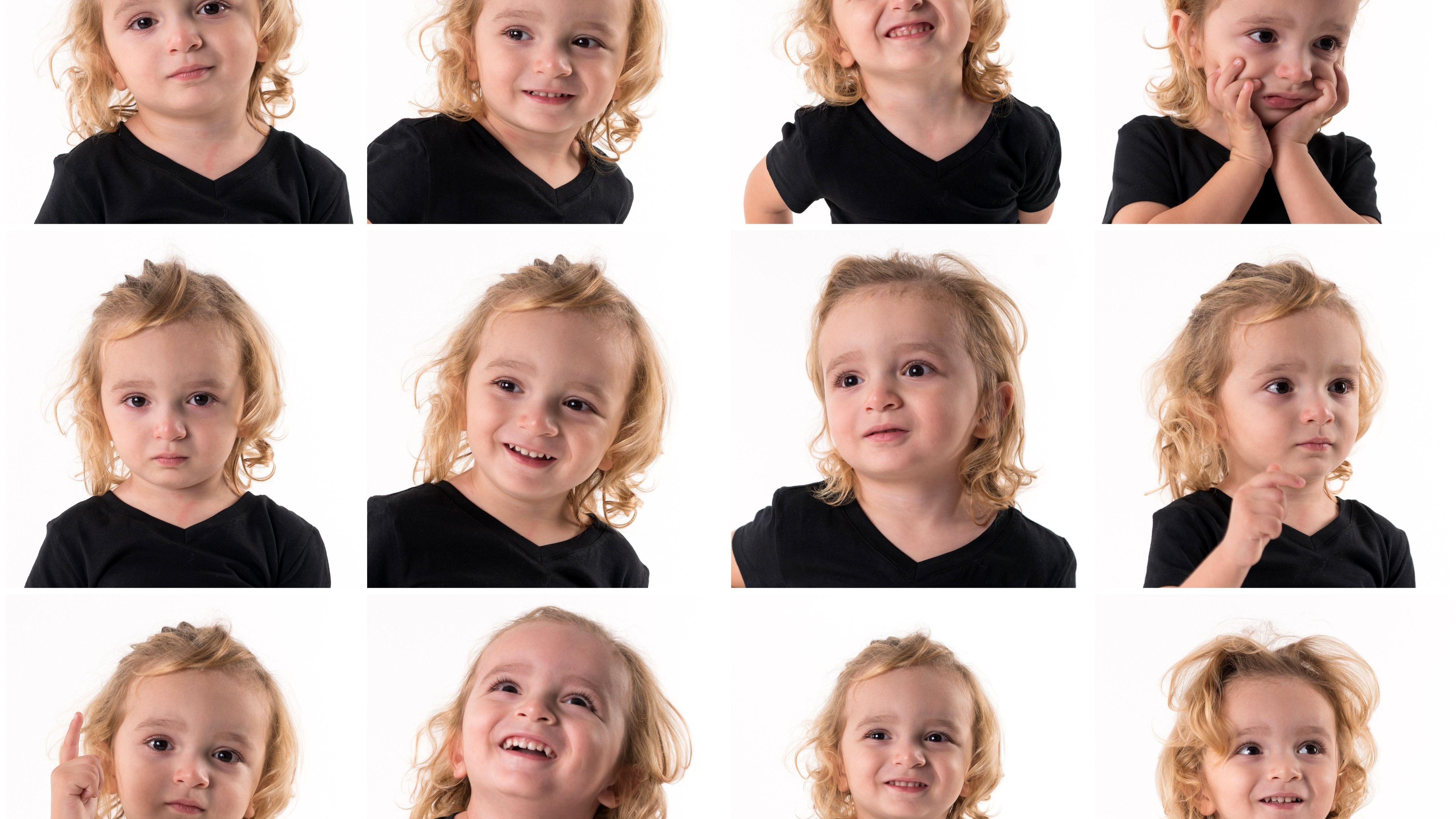 Preschool Worksheet Gallery Preschool Emotion Matching