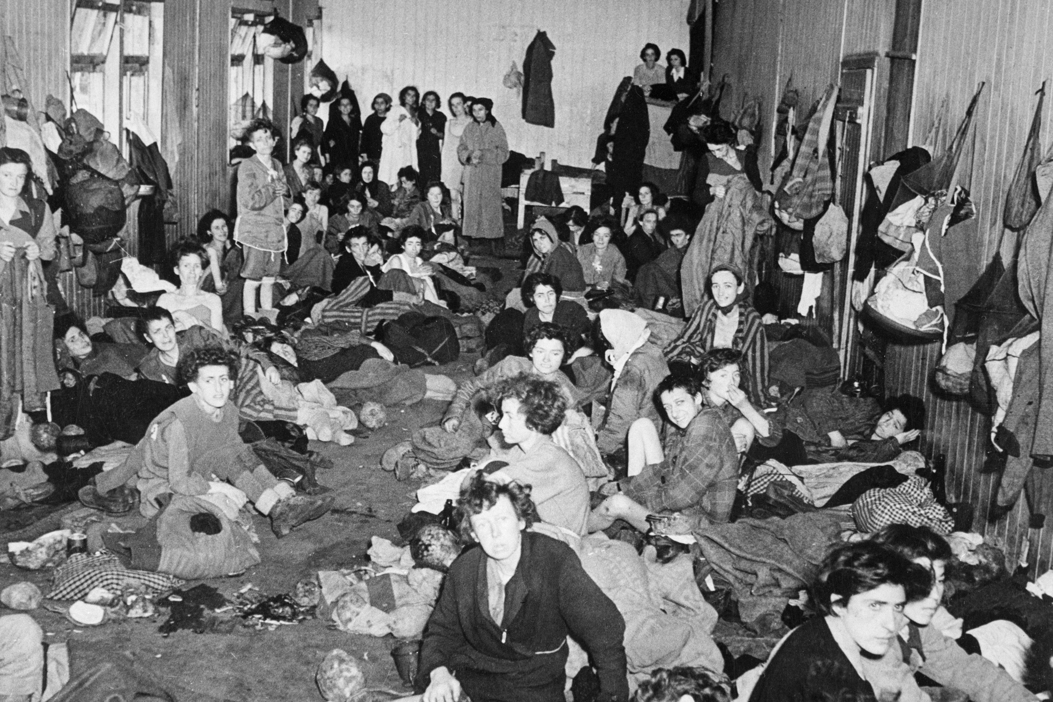 Women And World War Ii Concentration Camps And The Holocaust
