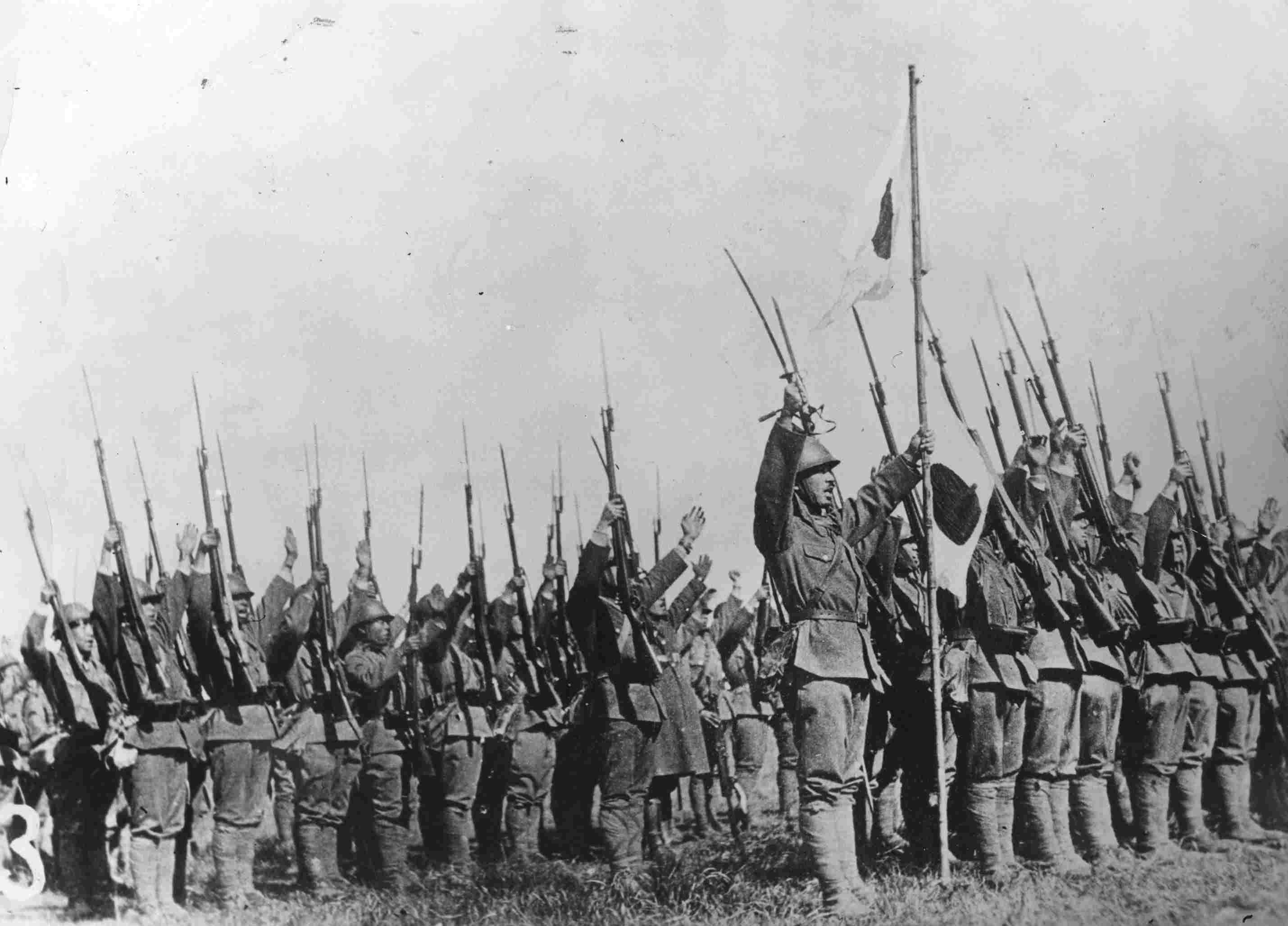 World War Ii In Asia