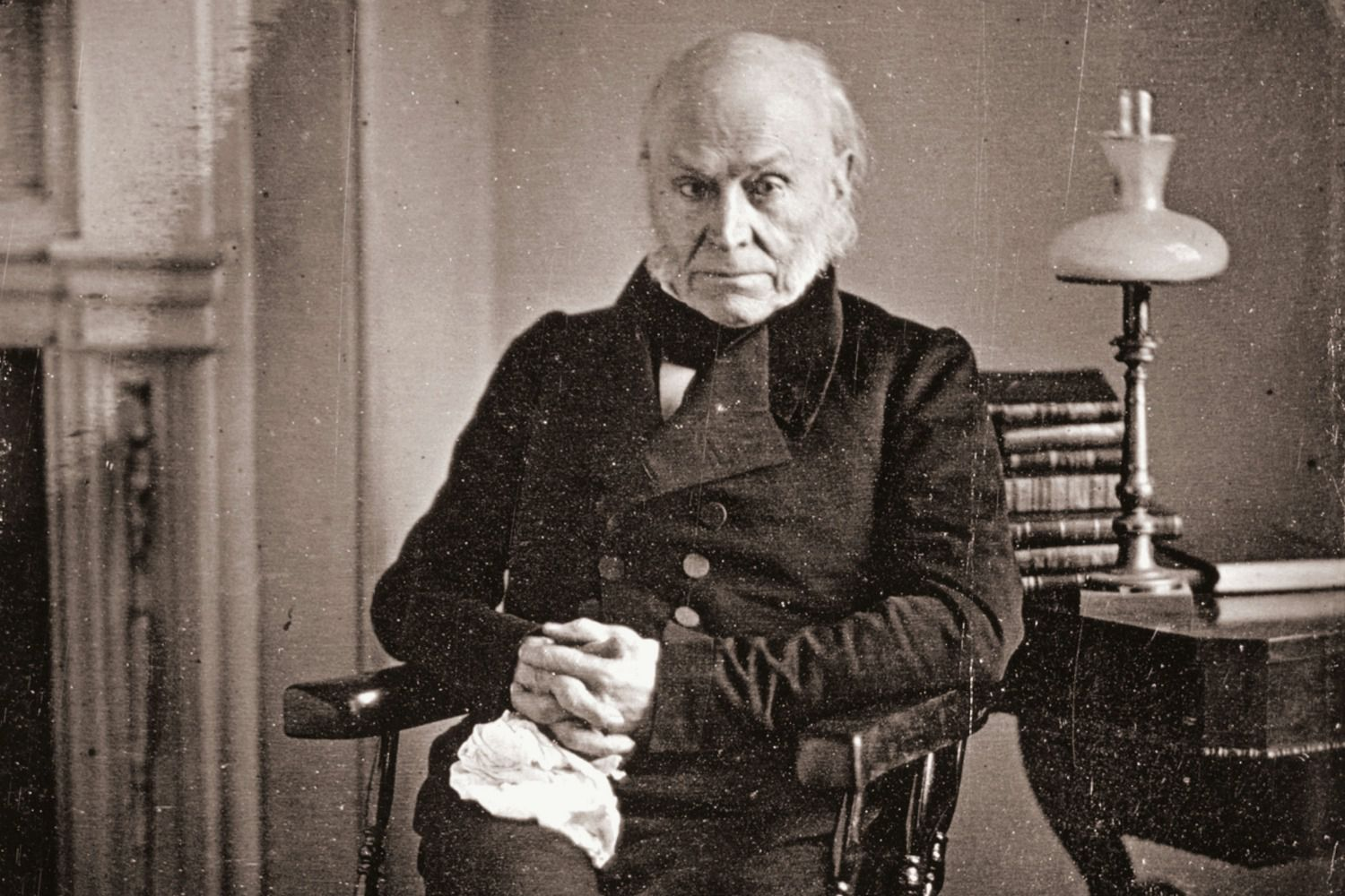 Biography Of John Quincy Adams 6th President Of The Us