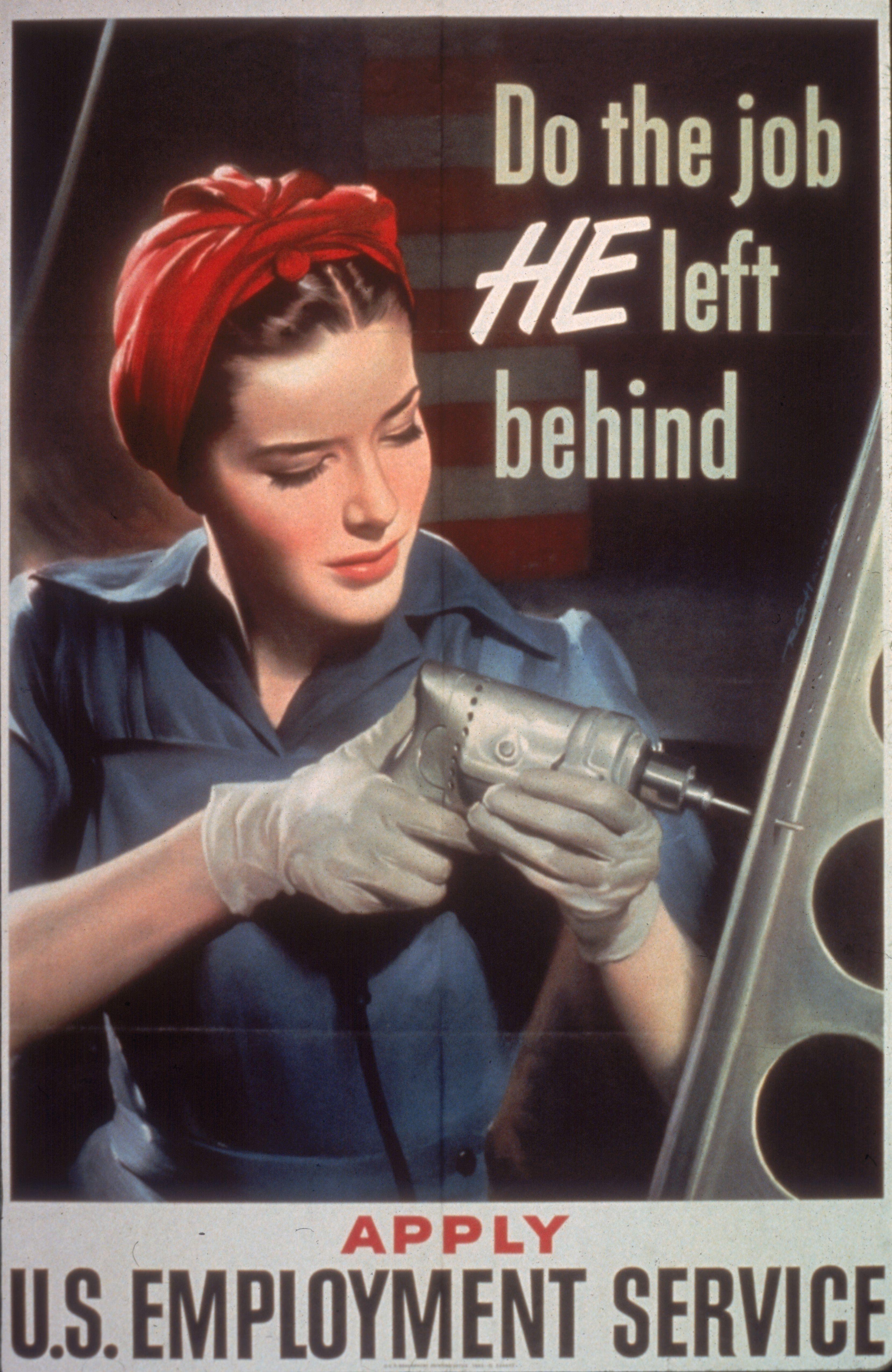 Women Of World War Ii Women In The Workplace