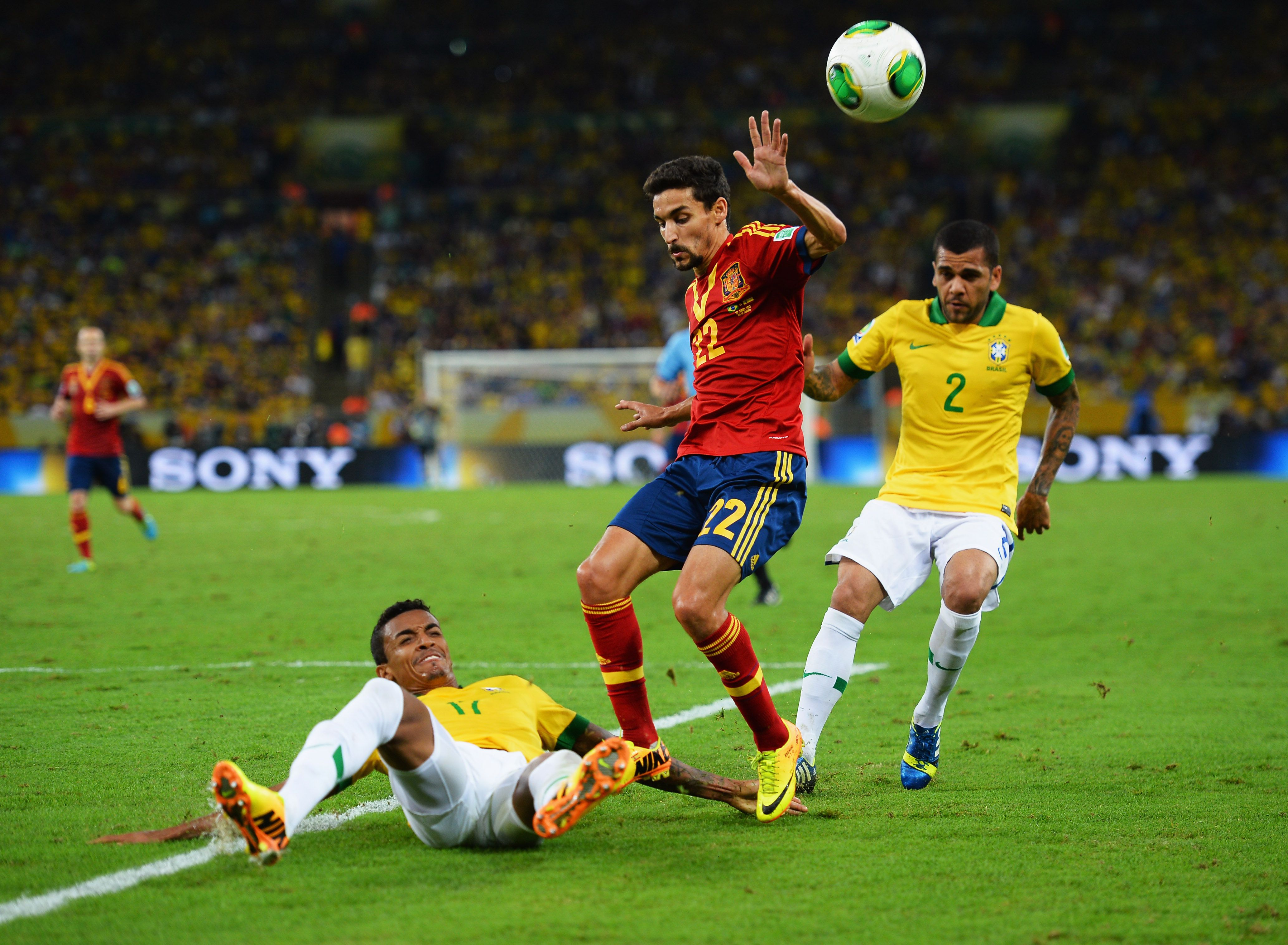 What Is Soccer S Confederations Cup