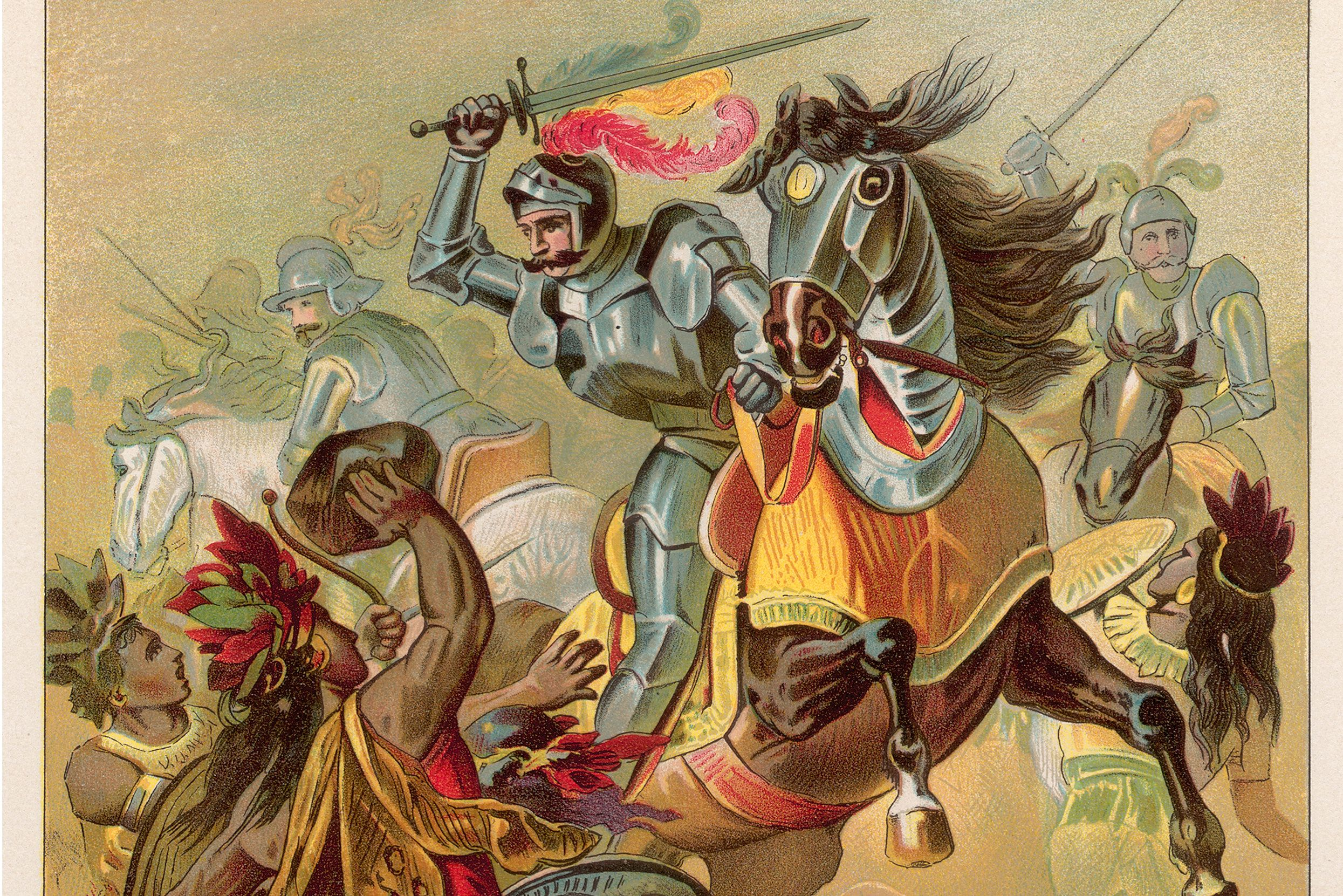 Consequences Of The Conquest Of The Aztecs
