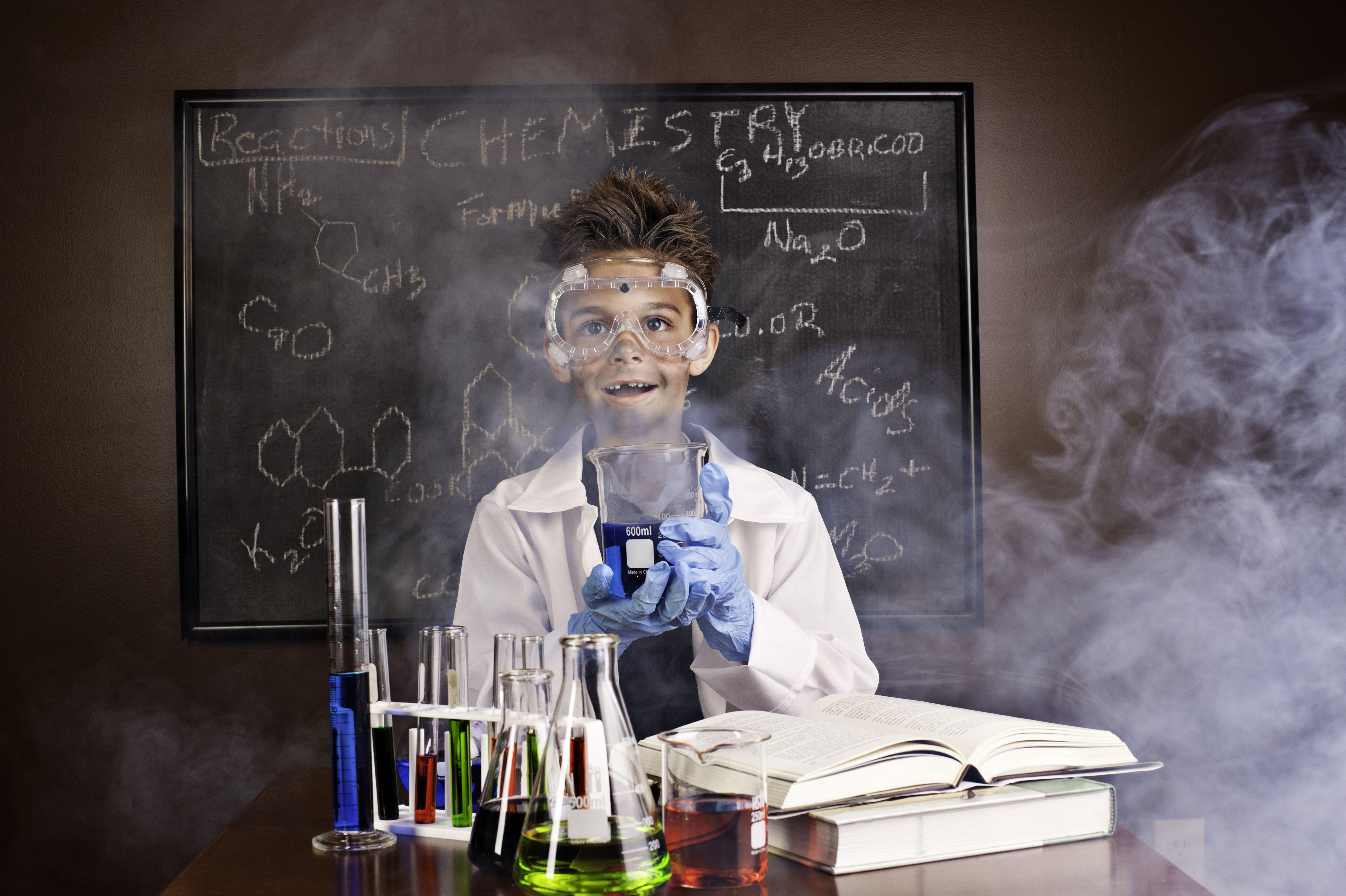 Chemistry Laboratory Safety Quiz