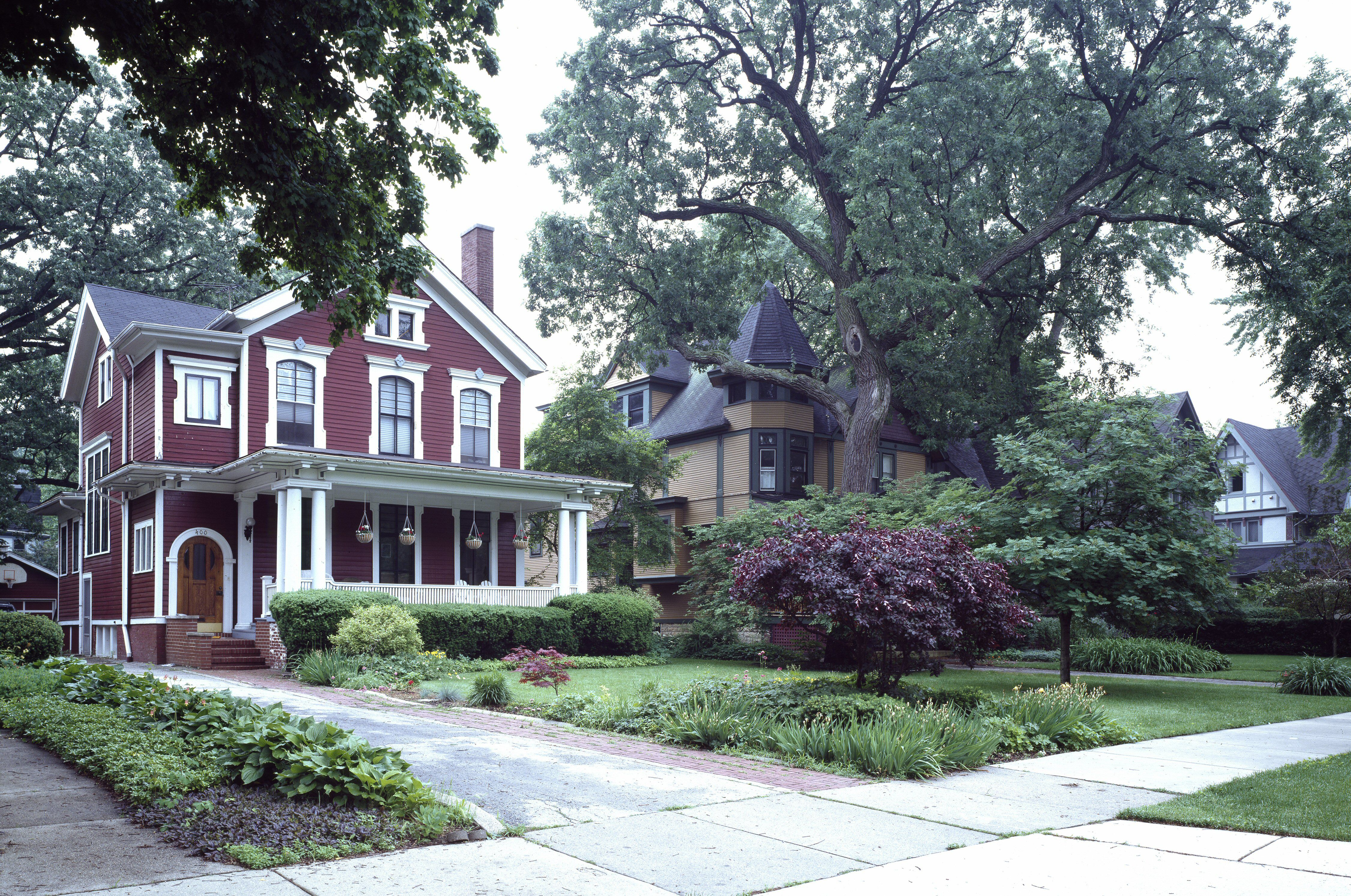 Architectural Styles American Homes From To Today