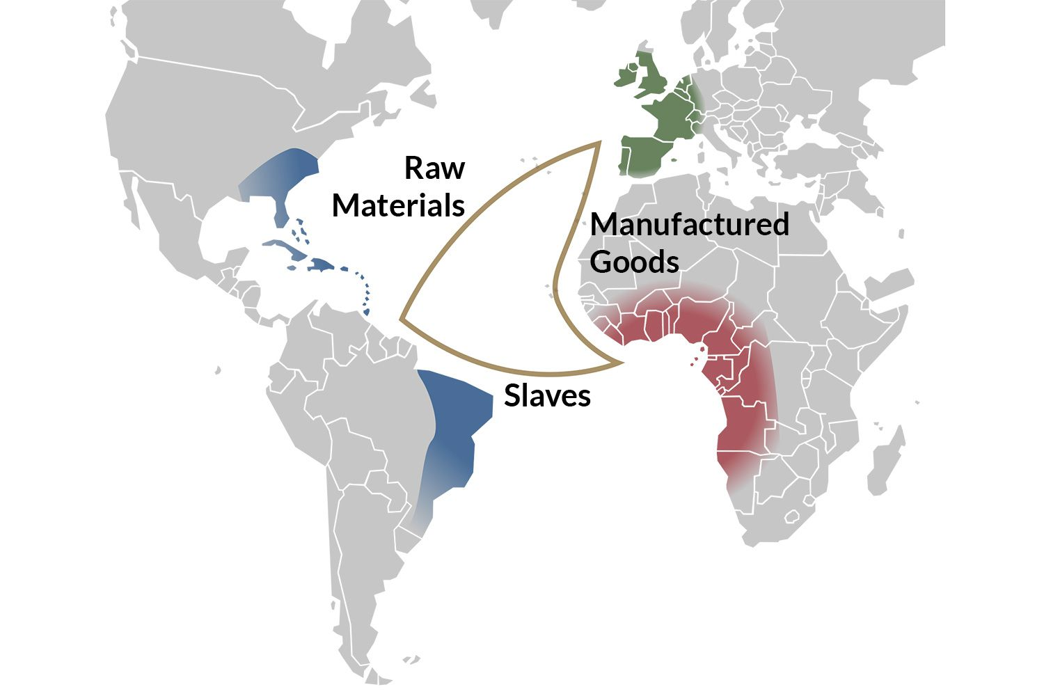 An Overview Of The Trans Atlantic Slave Trade