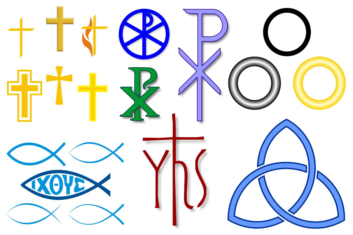 Christian Symbols An Illustrated Glossary