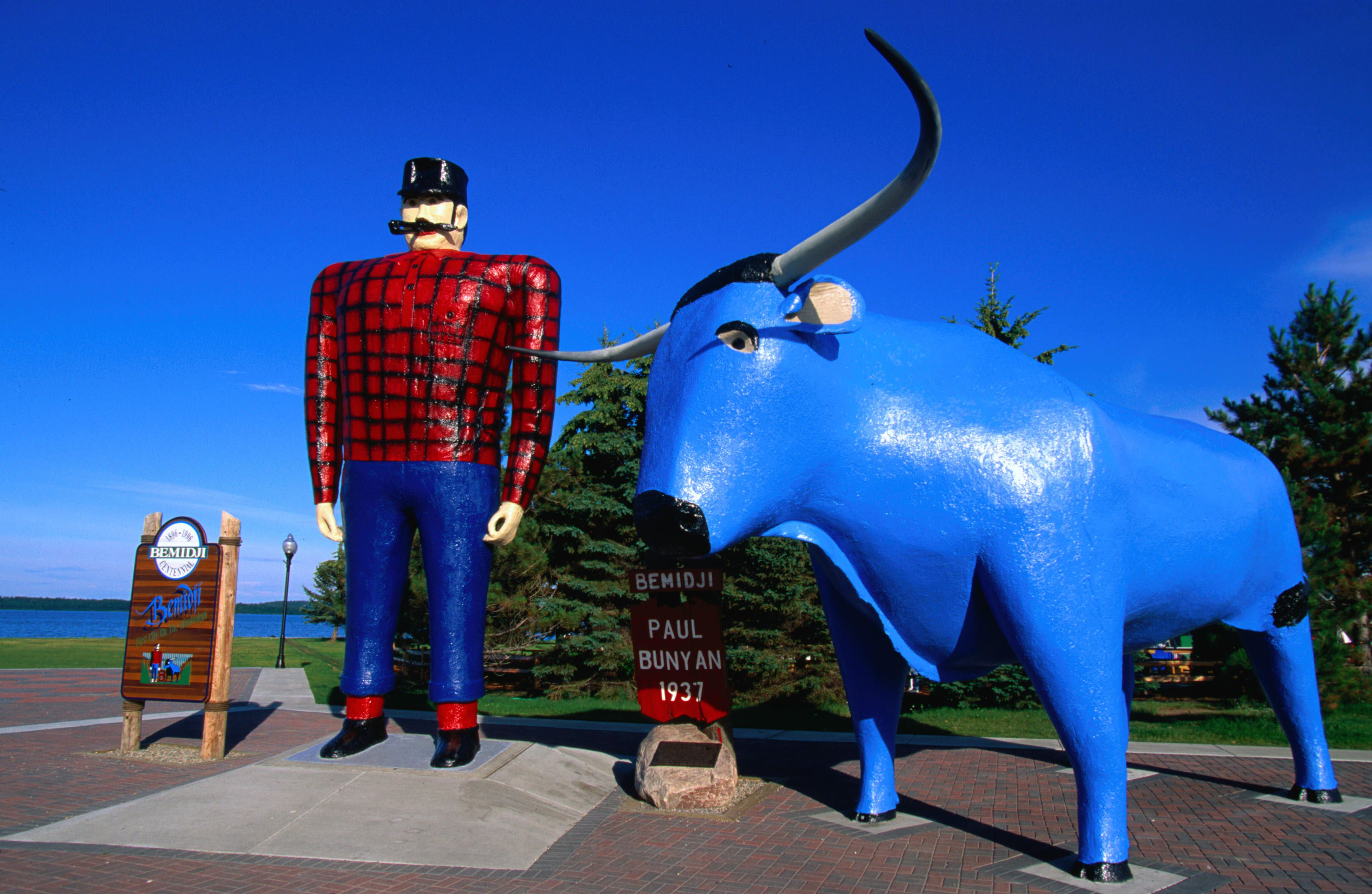 Paul Bunyan Wordsearch Crossword Puzzle And More