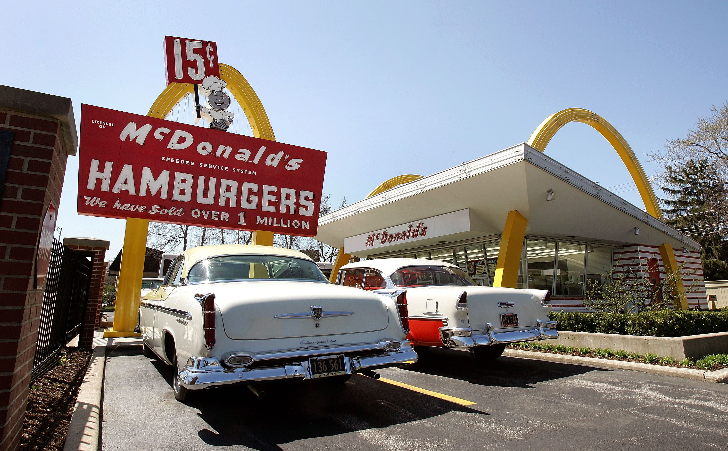 A Quick Tour Of The First Mcdonald S