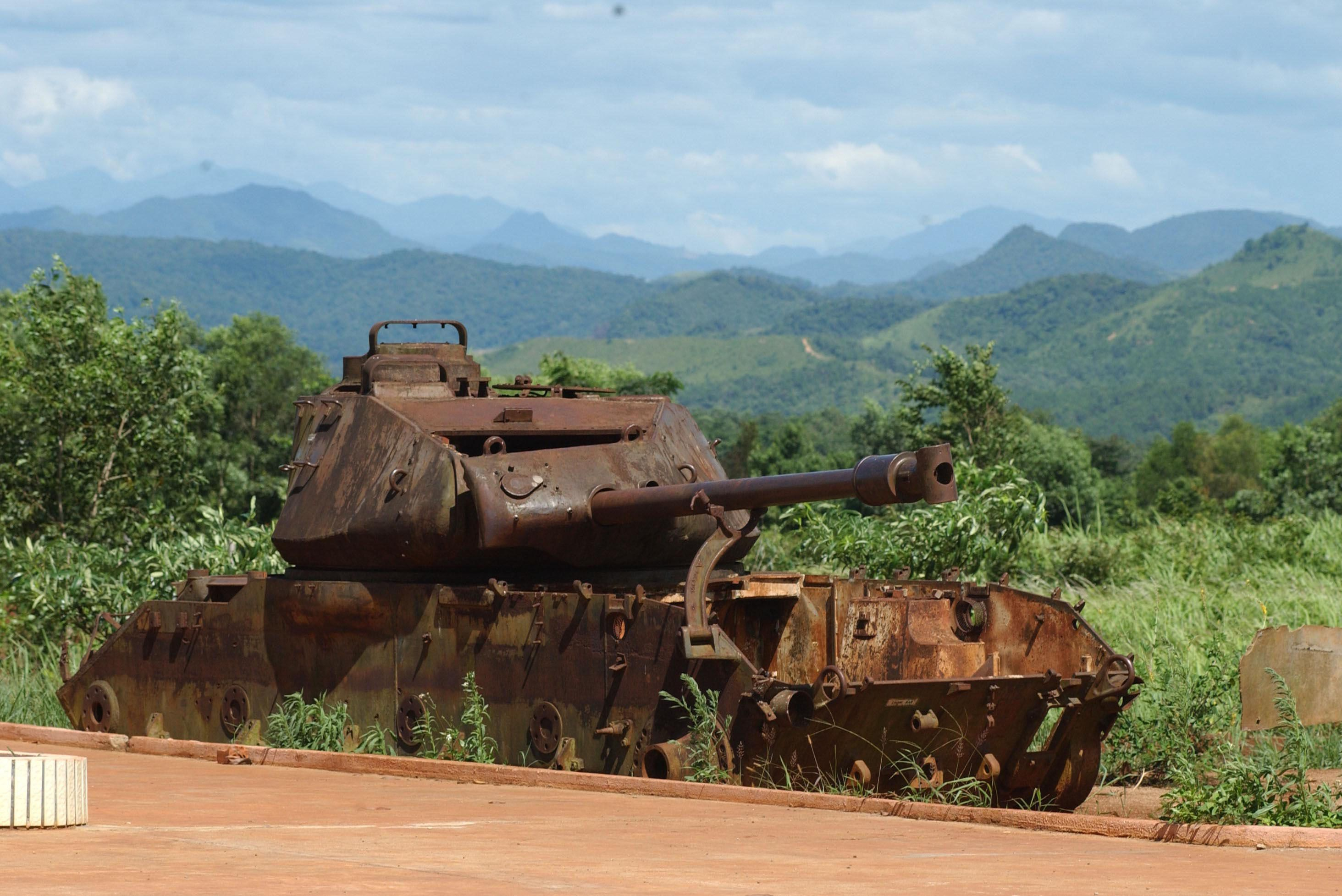 Timeline Of The Tet Offensive Of The Vietnam War