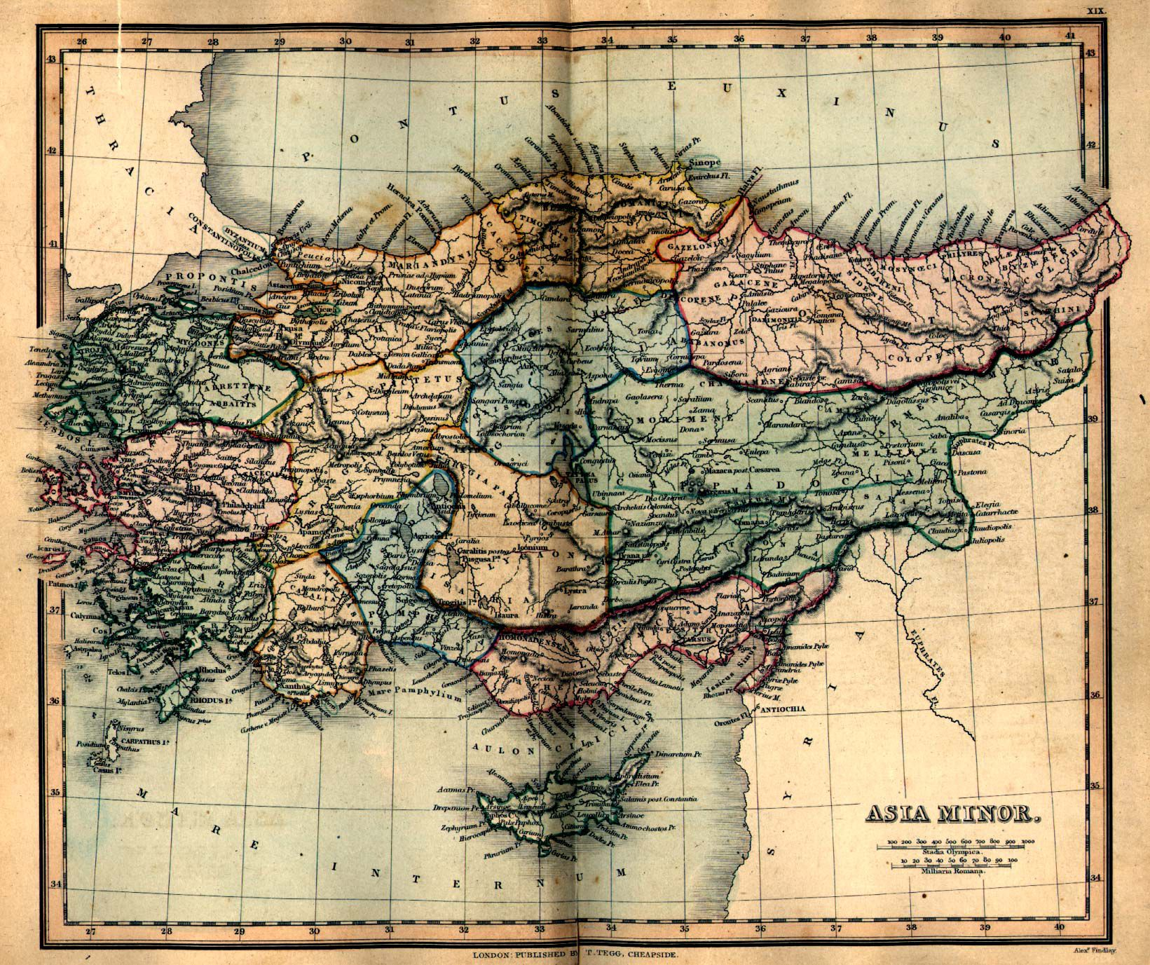 Maps Of The Ancient Near And Middle East