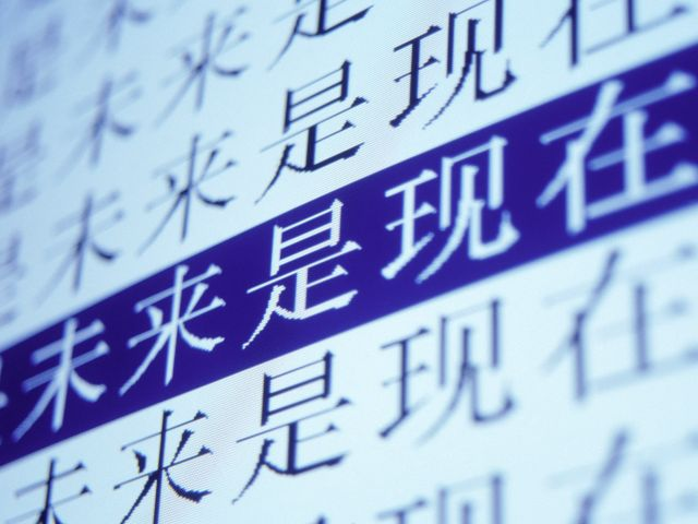 Typing With Microsoft Phonetic Input Method for Pinyin