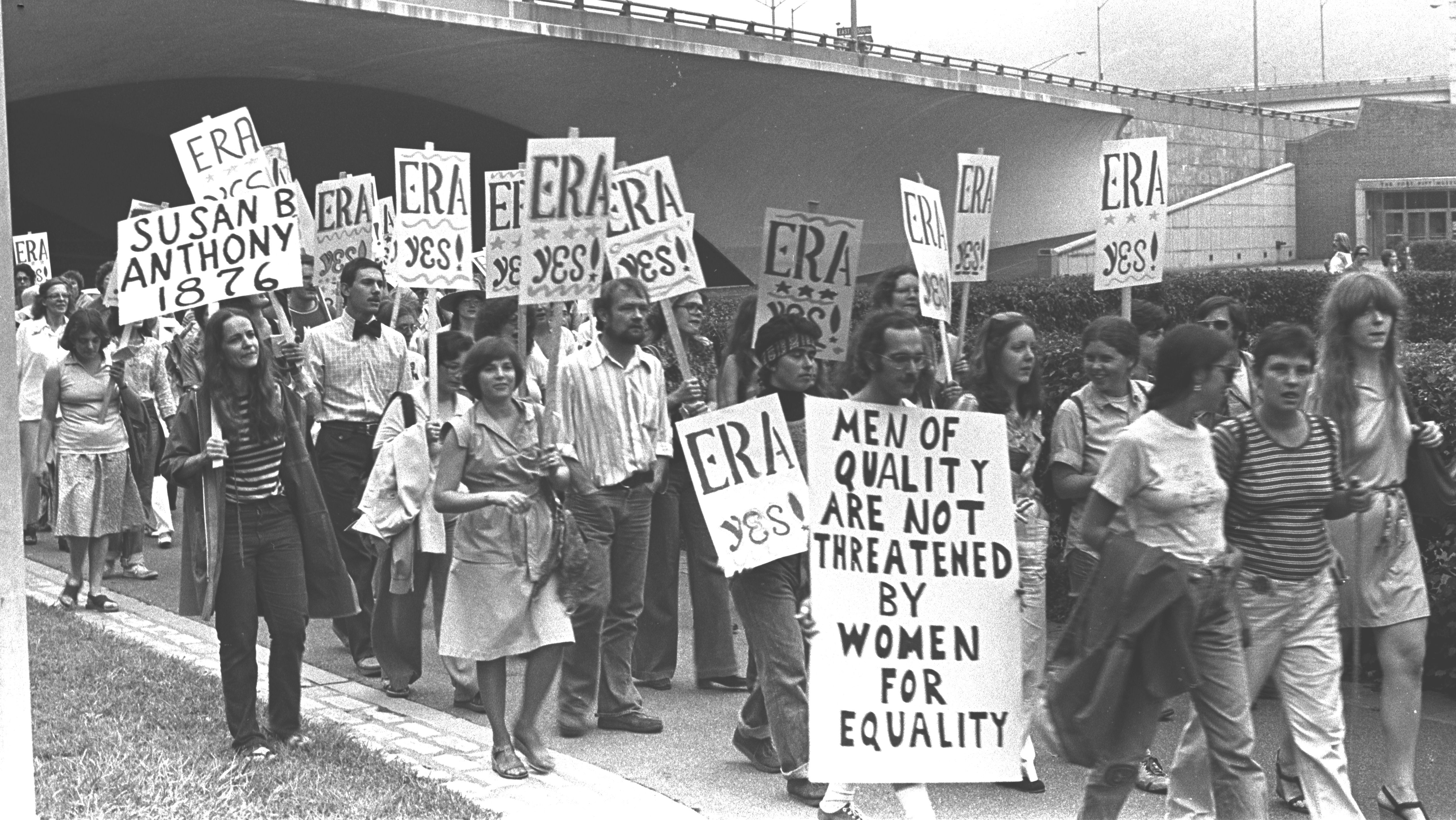 S Feminism Timeline Major Events In Women S History