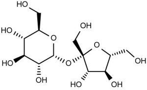Molecular Formula for Sugar, or Sucrose