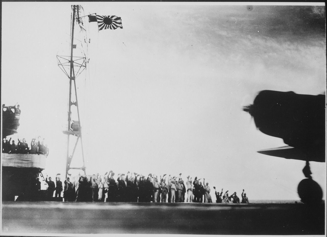 Pictures Of The Japanese On Pearl Harbor