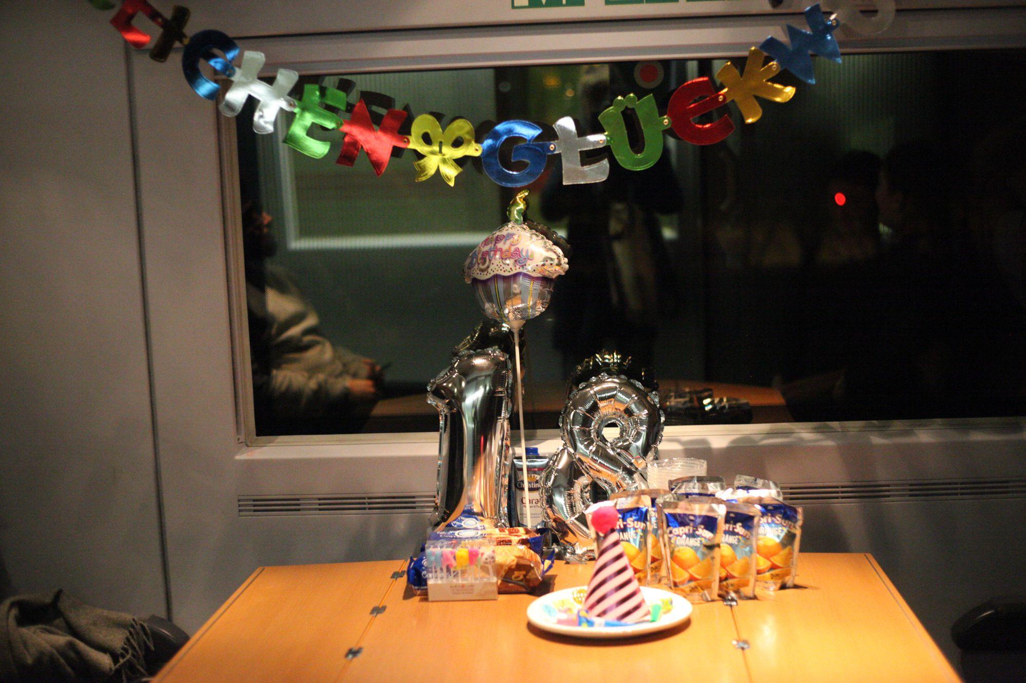 Wishing Someone A Happy Birthday In German