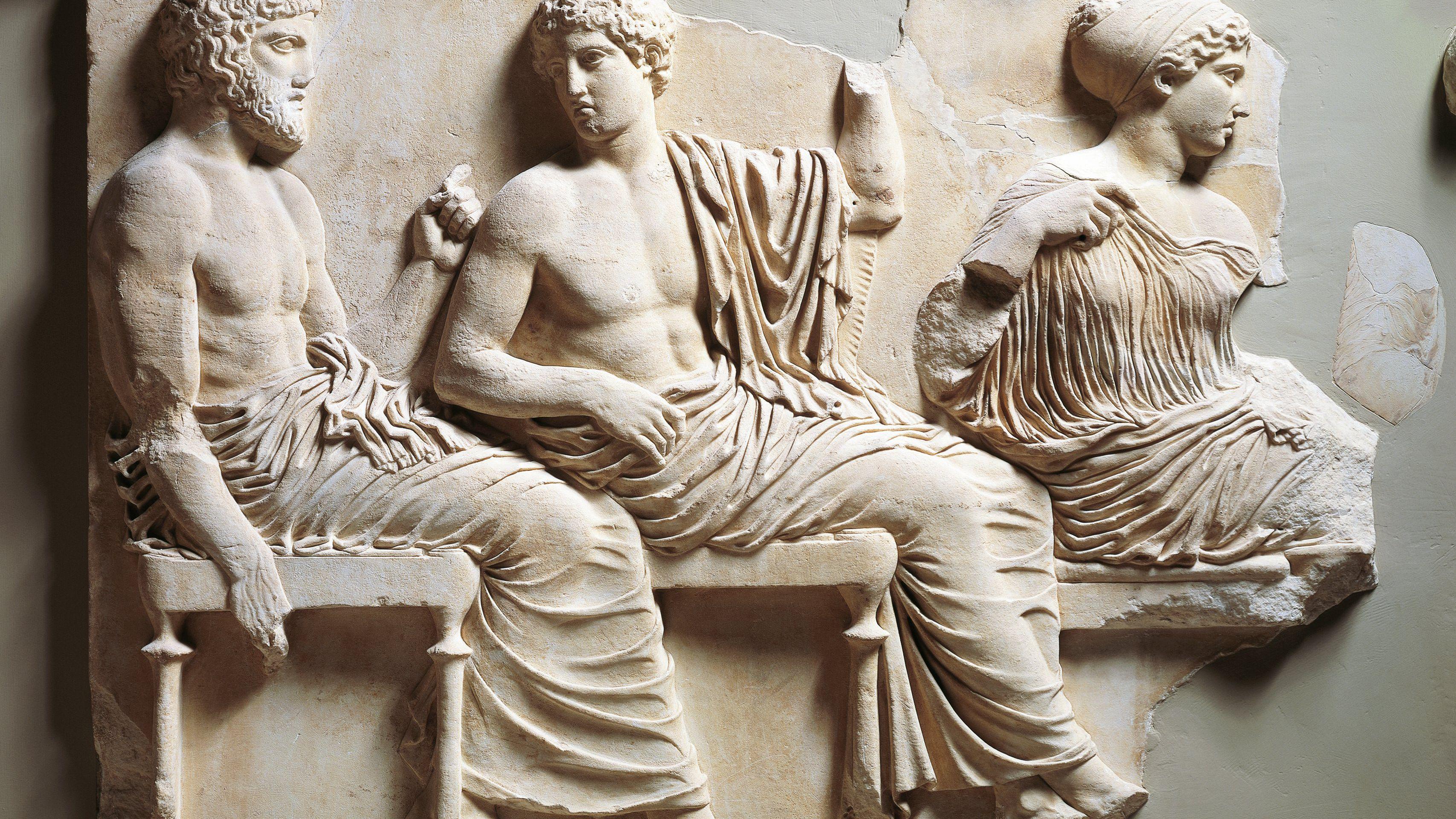 Famous Ancient Greek Sculptors