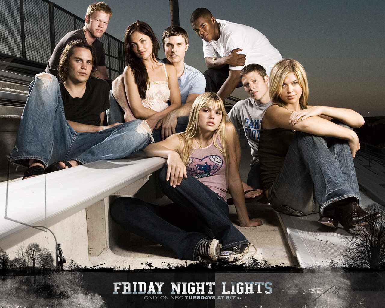 Friday Night Lights Full Cast