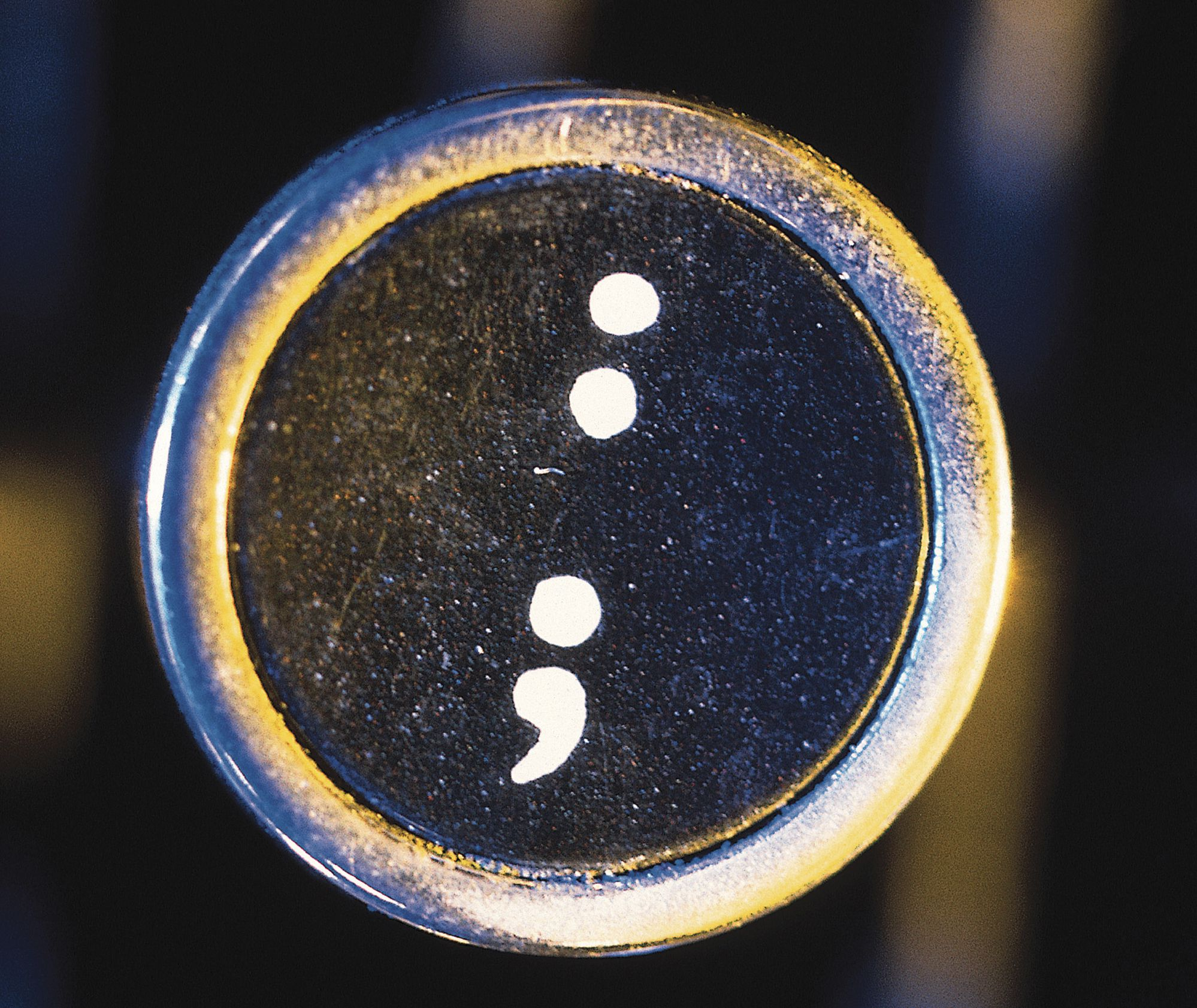 Guidelines For Using Semicolons Colons And Dashes