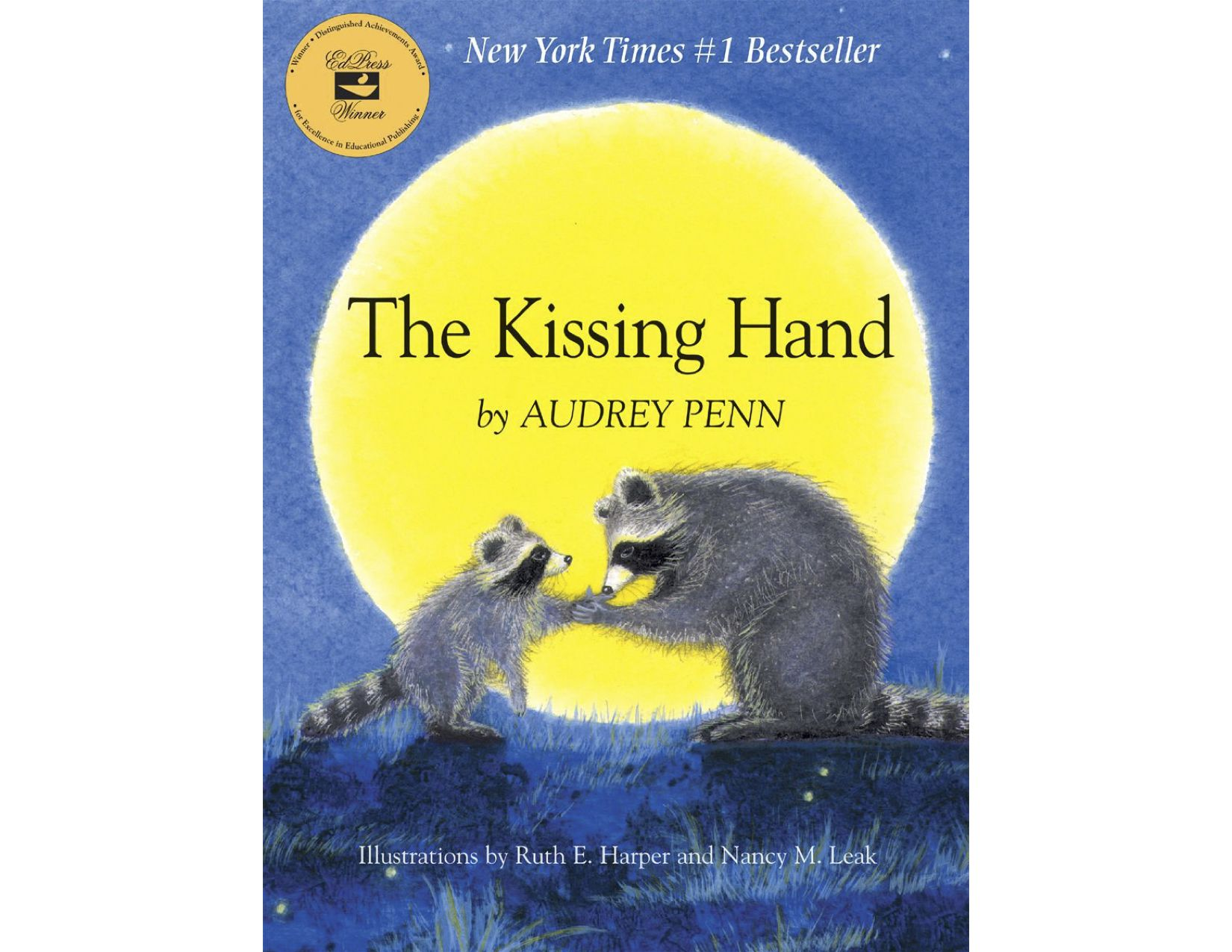 A Book Review Of The Kissing Hand By Audrey Penn