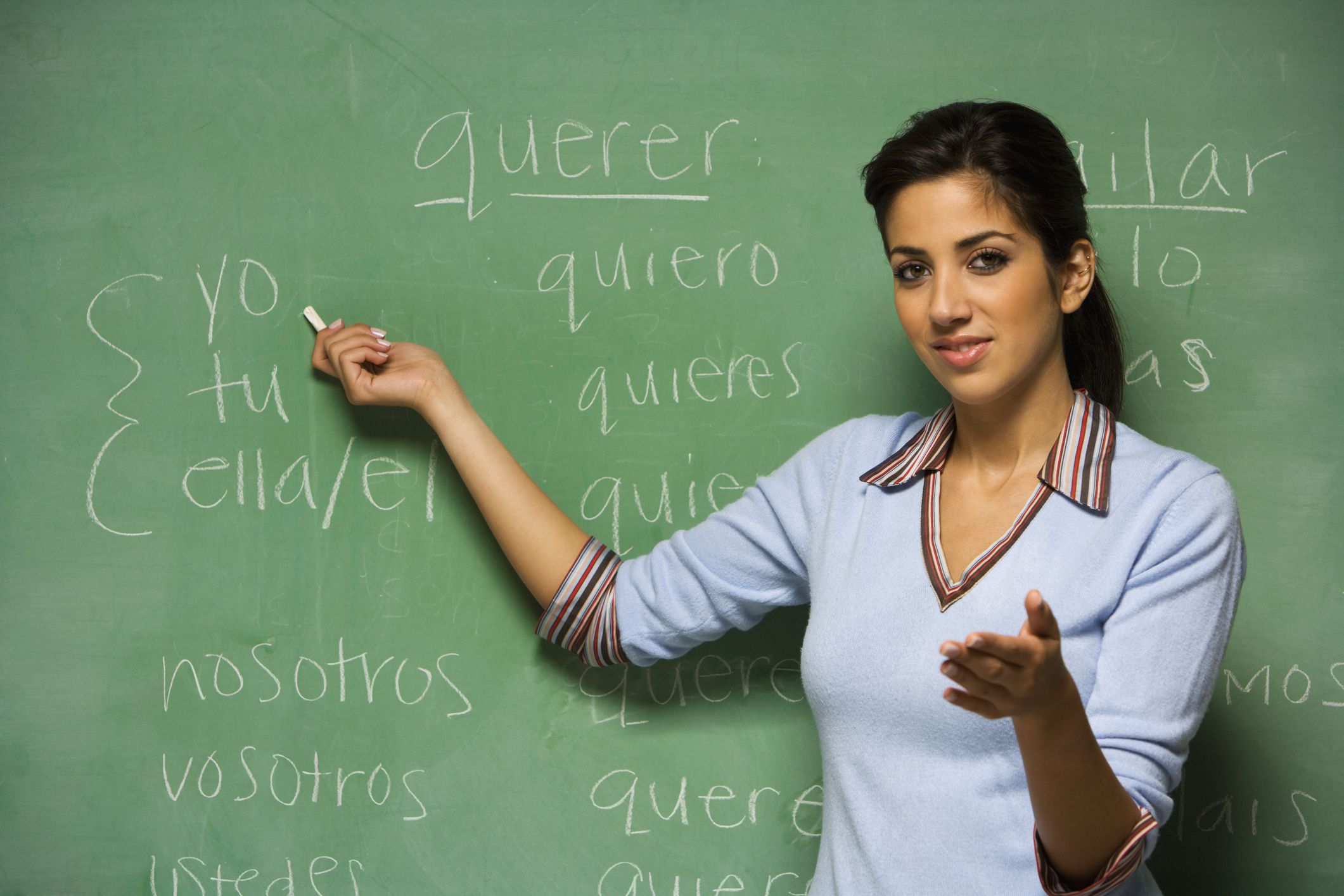 Personal Subject Pronouns In Spanish