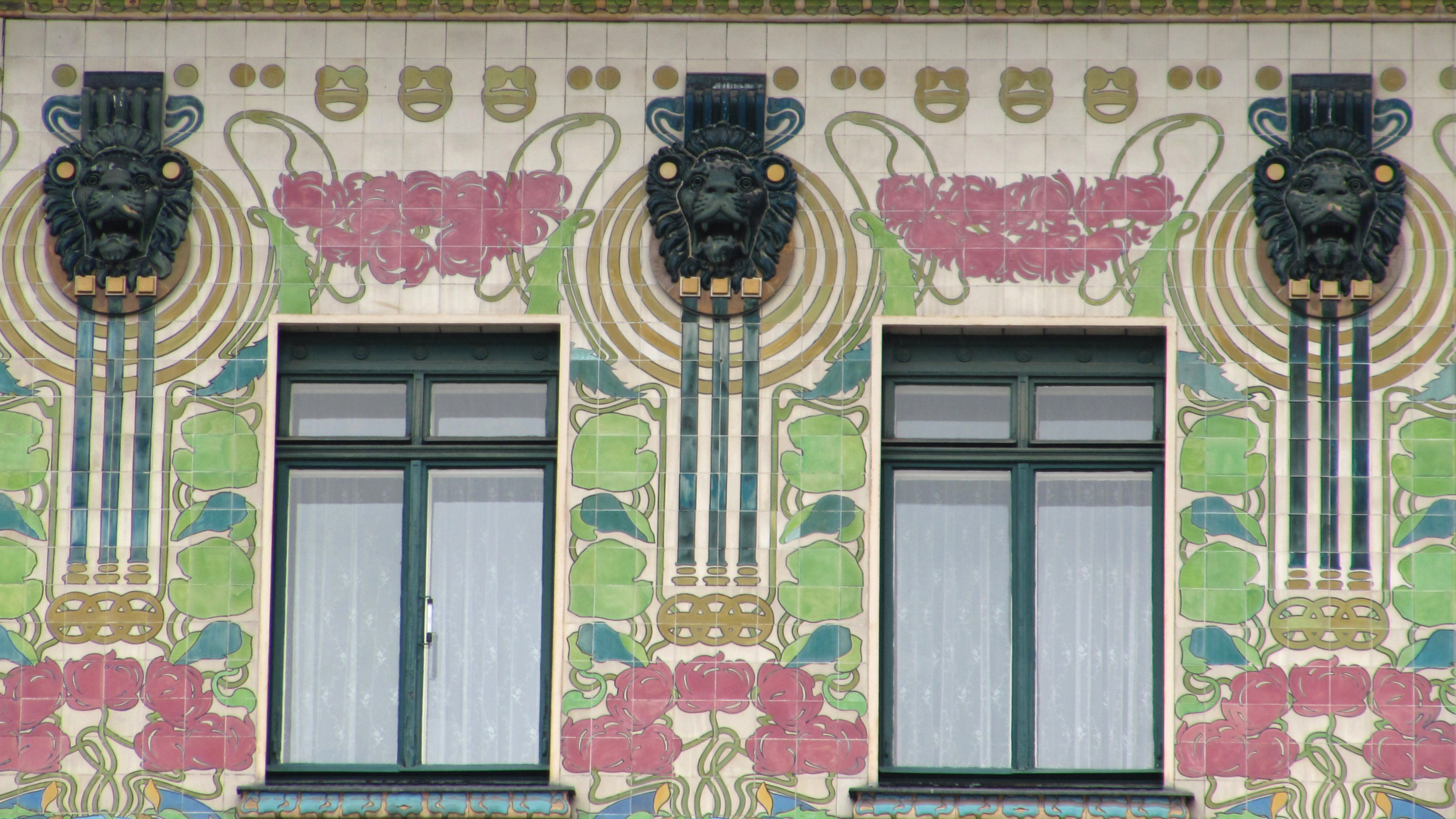 viennese art nouveau by otto wagner