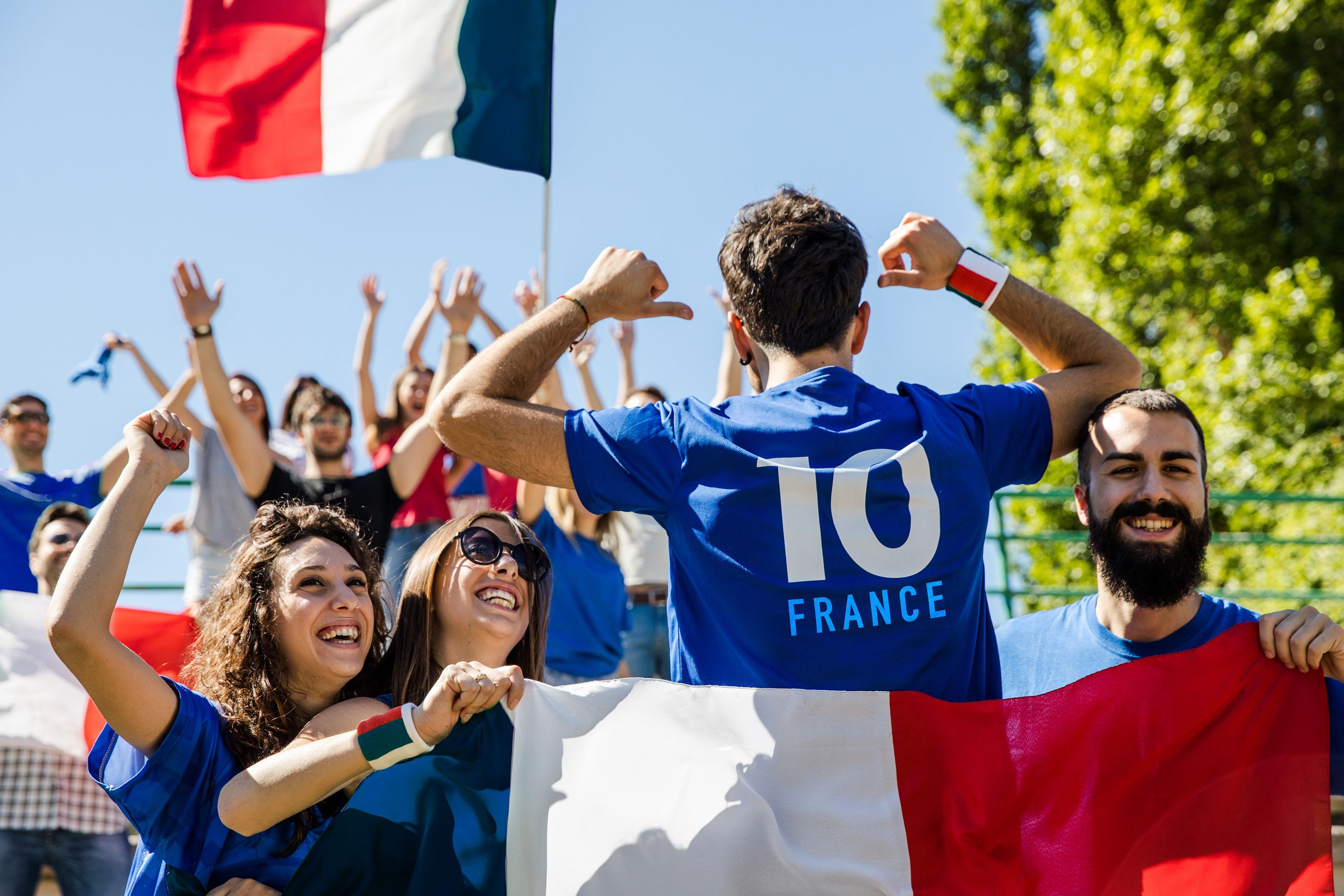 The Meaning Of Vive La France