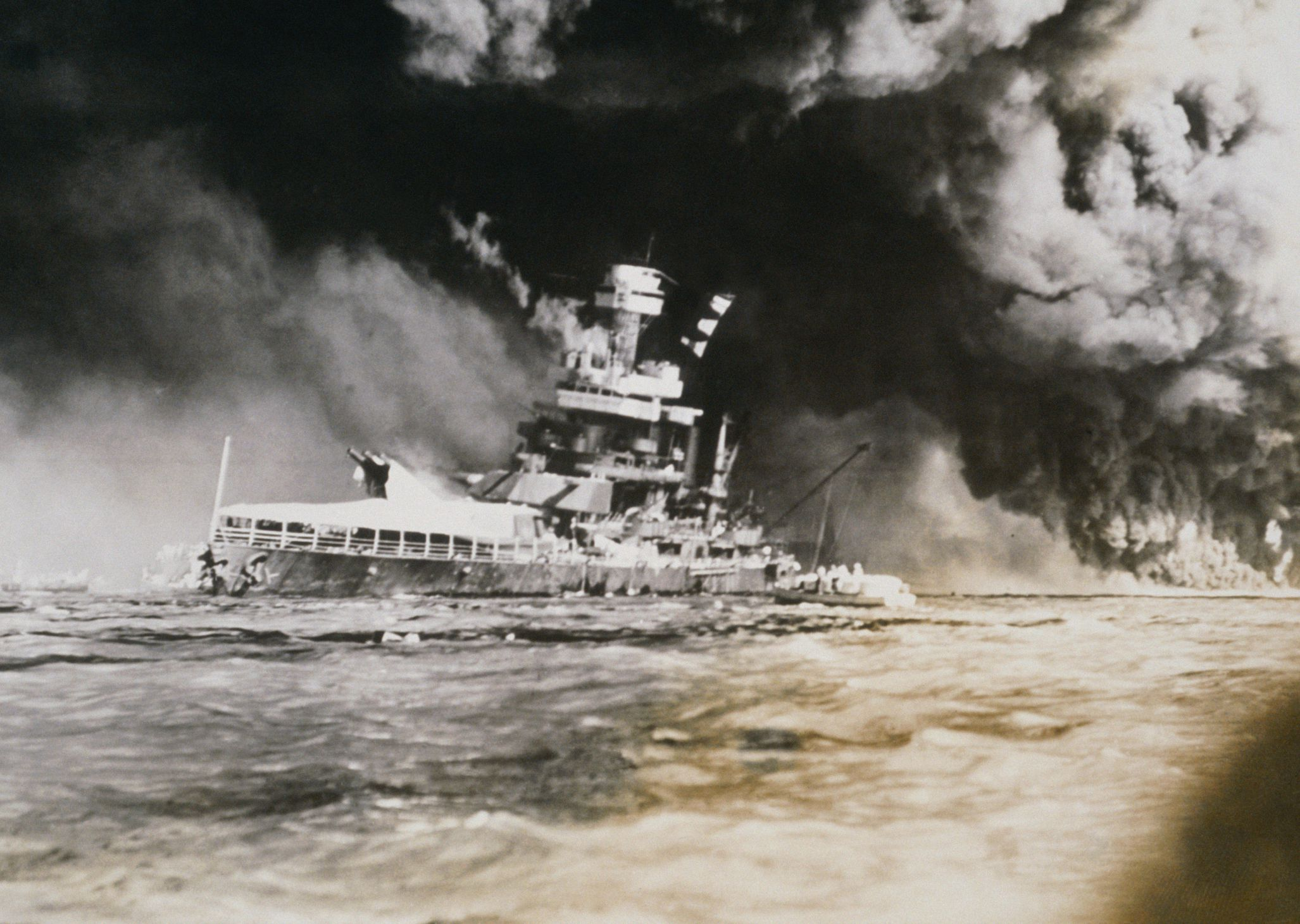 The On Pearl Harbor December 7