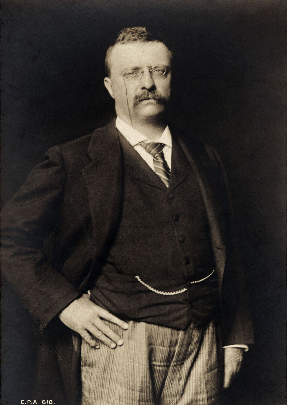 A Biography Of Theodore Roosevelt 26th President Of The U S