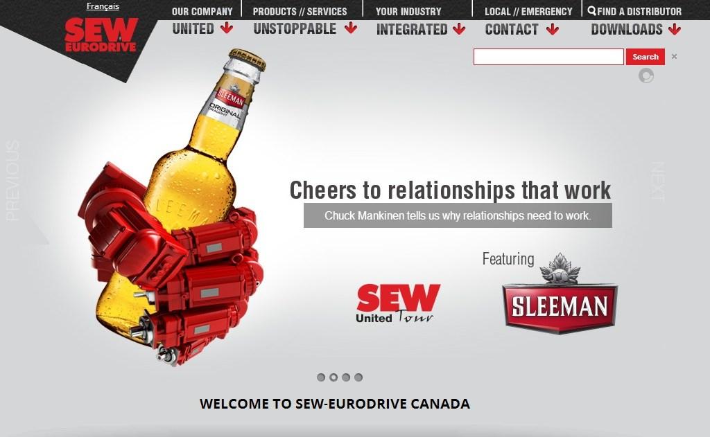 SEW Website
