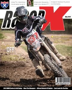 RA-X Magazine Cover