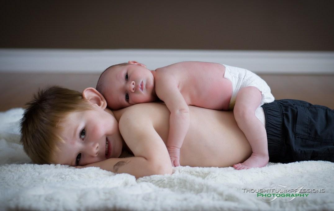 Domenic's Newborn Session