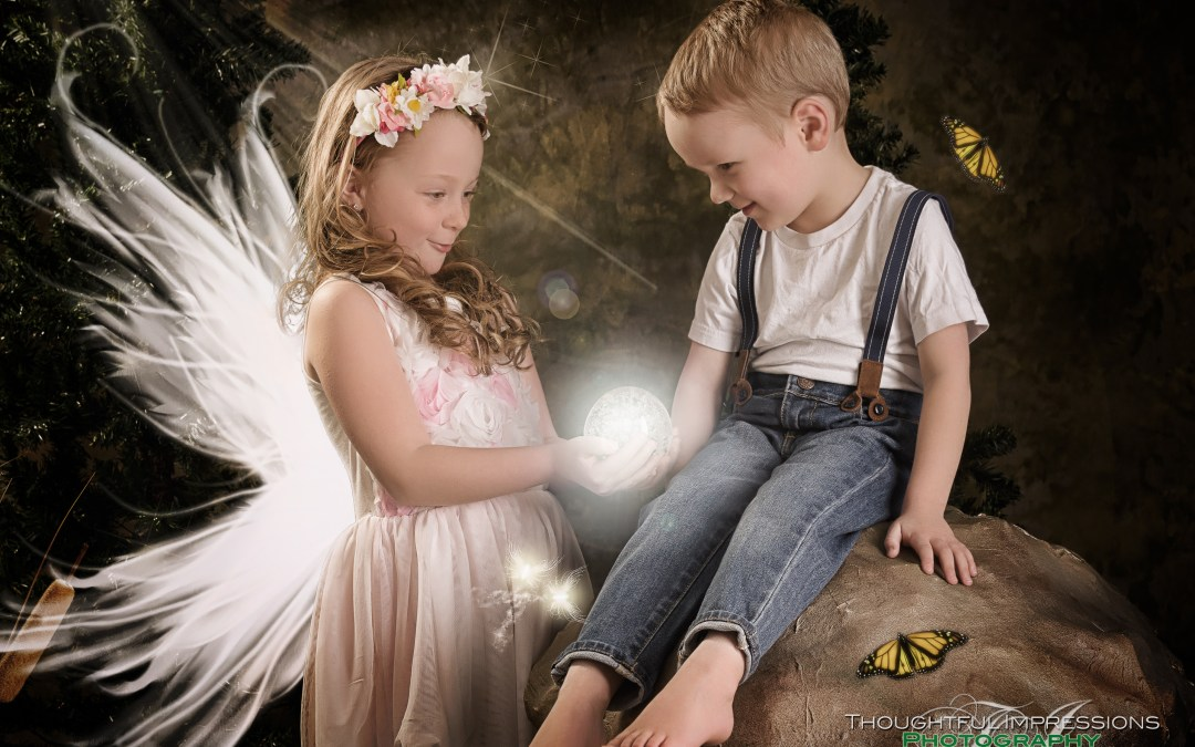 Nov 4 is Fairy & Lil' Fishermen Photo Day – $49