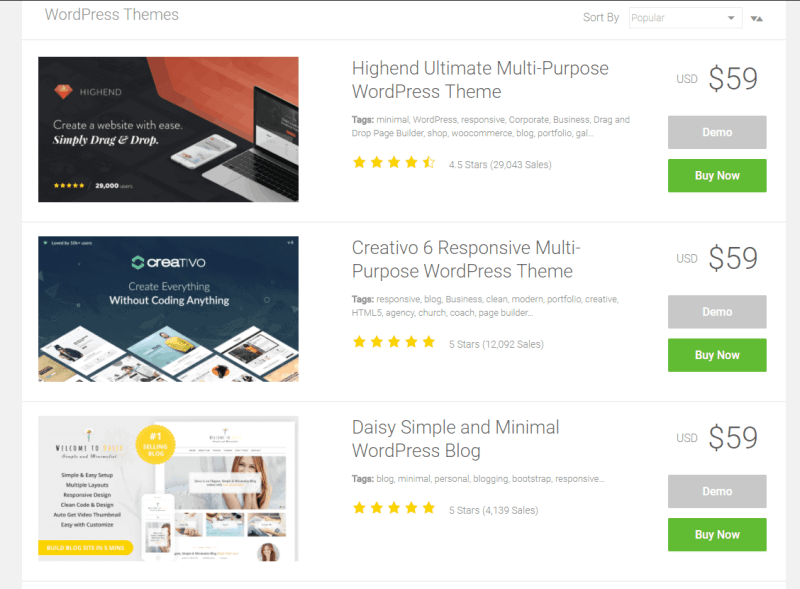 Simple Guide To Selecting and Installing a WordPress Theme