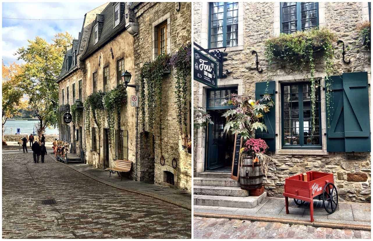 An Enchanting Week in Quebec City and Montreal