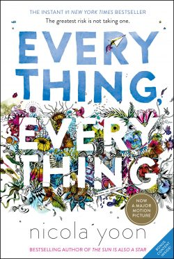 Book Review | Everything, Everything by Nicola Yoon